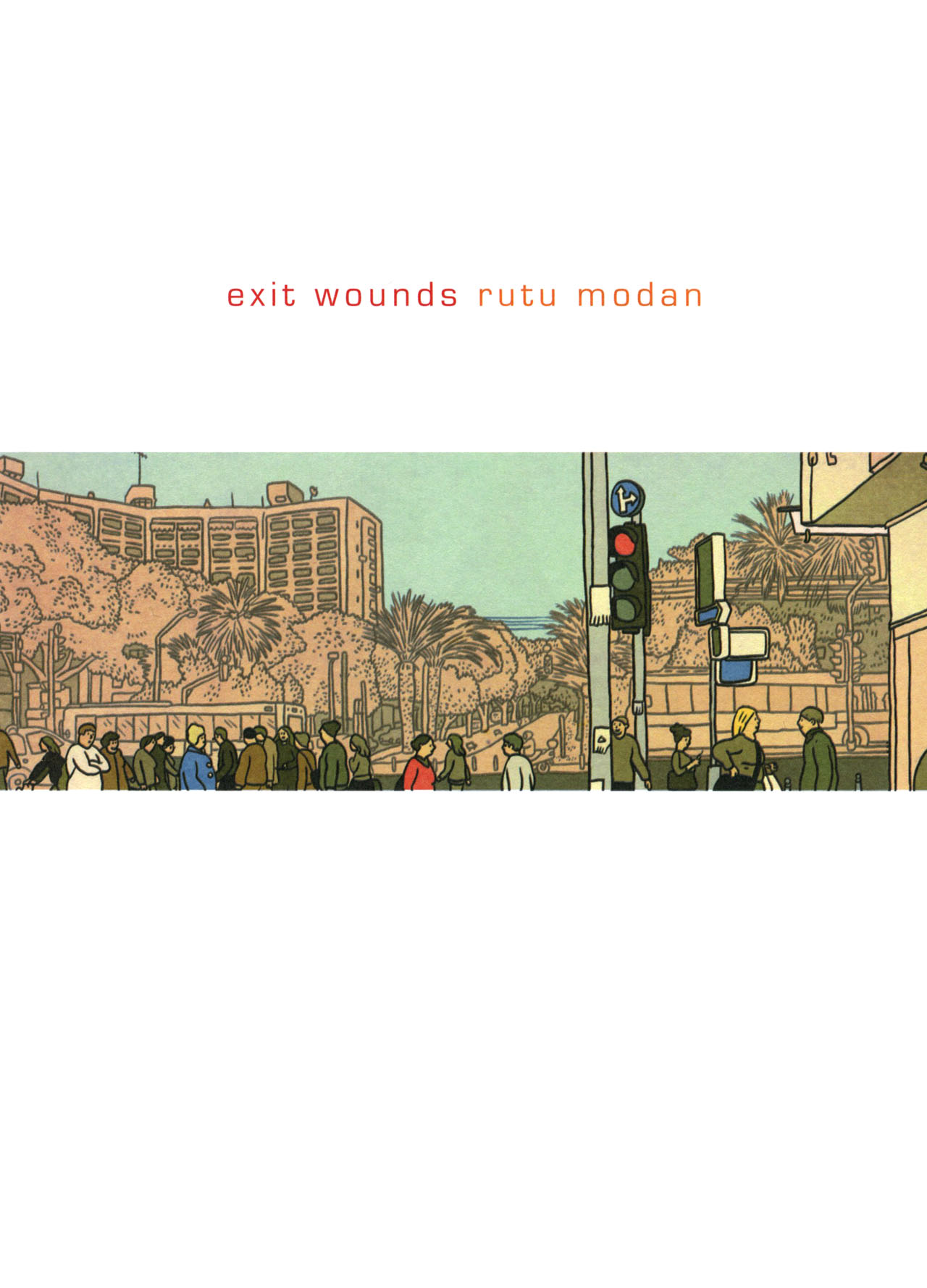 Read online Exit Wounds comic -  Issue # TPB - 4