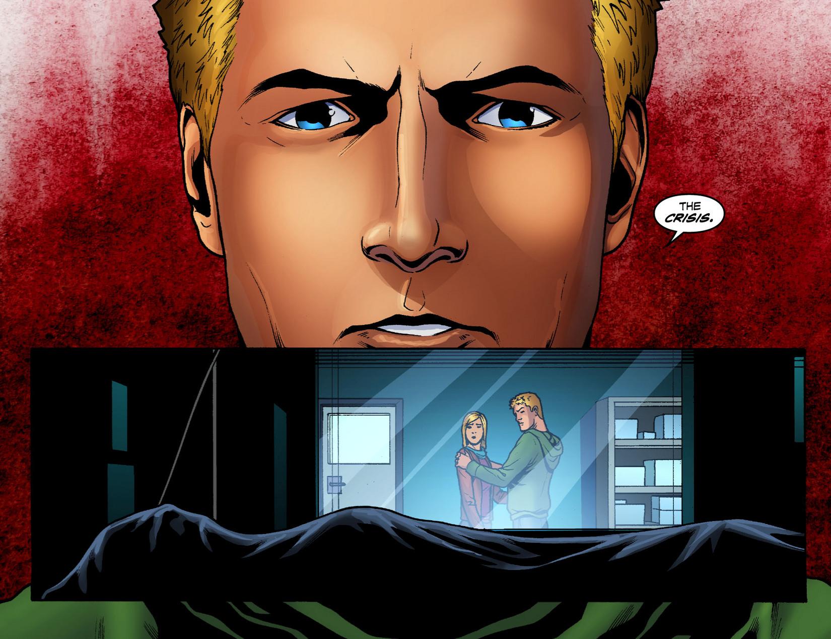 Read online Smallville: Season 11 comic -  Issue #12 - 18