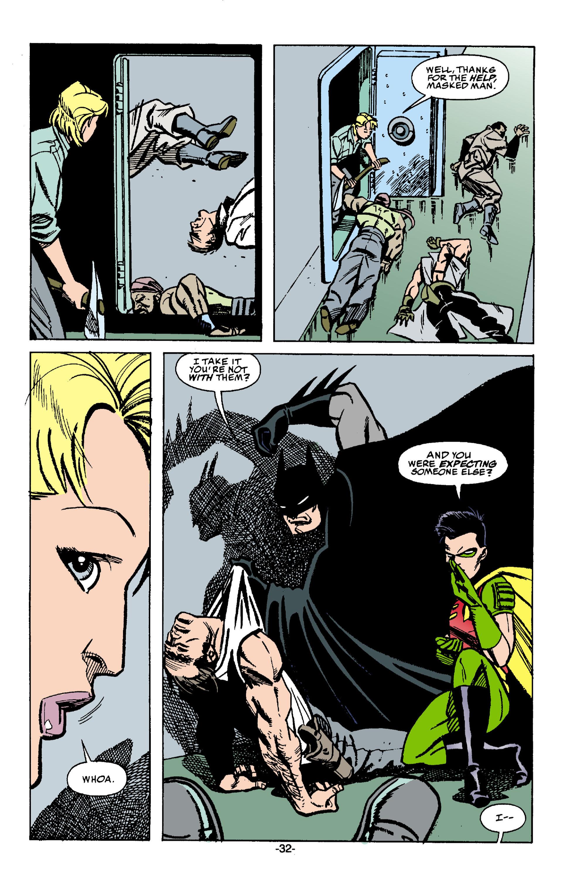 Read online Batman: Bane comic -  Issue # Full - 33
