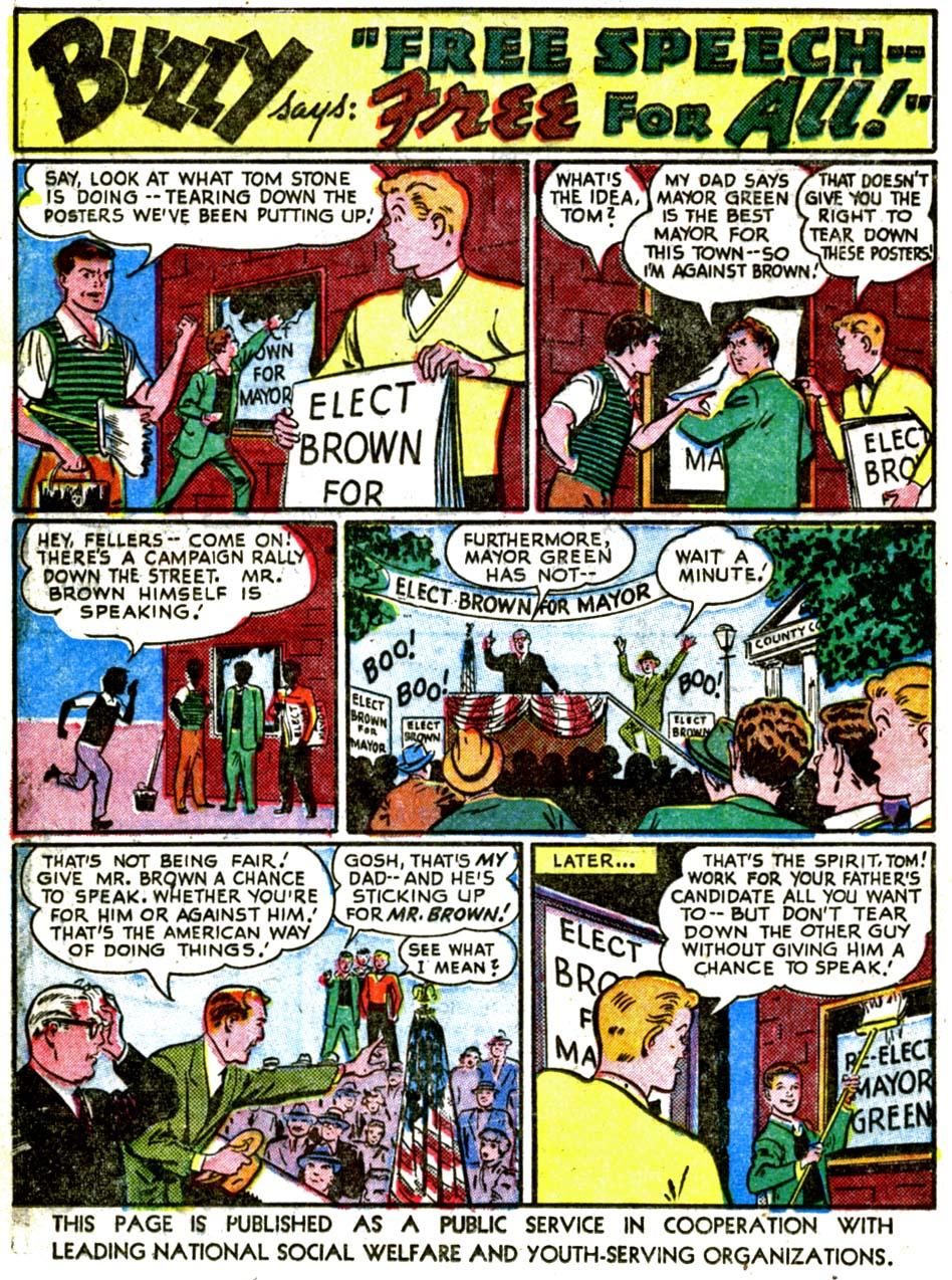 Read online Adventure Comics (1938) comic -  Issue #184 - 16