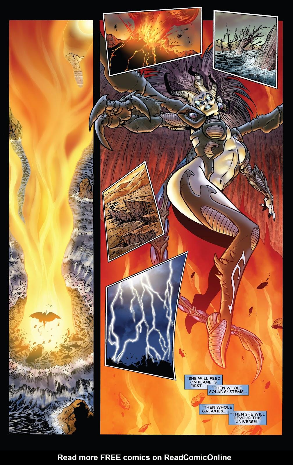 Read online Thor: Ragnaroks comic -  Issue # TPB (Part 4) - 37