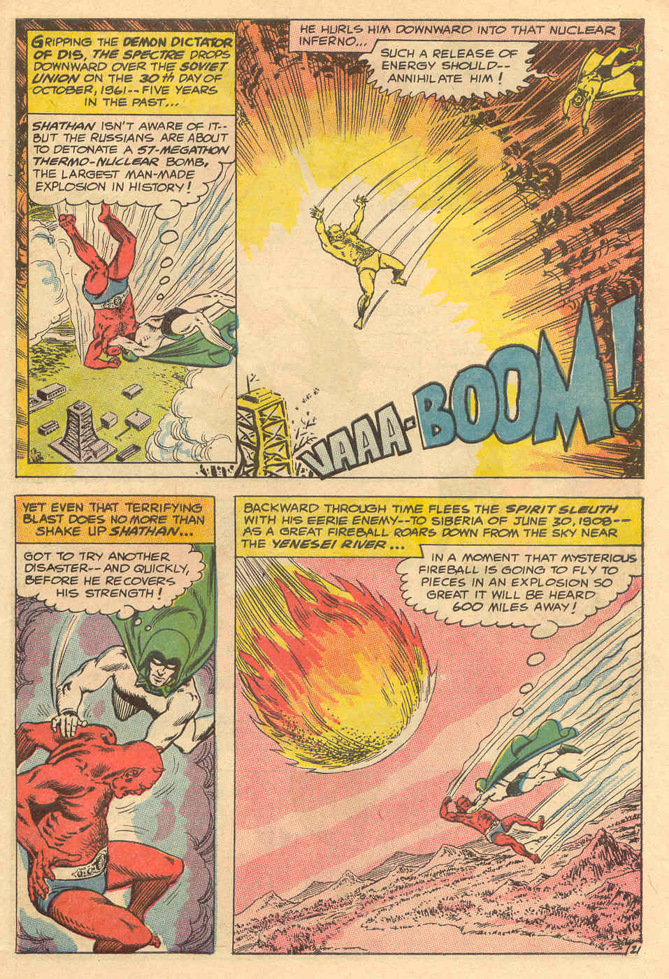 Read online Adventure Comics (1938) comic -  Issue #492 - 94