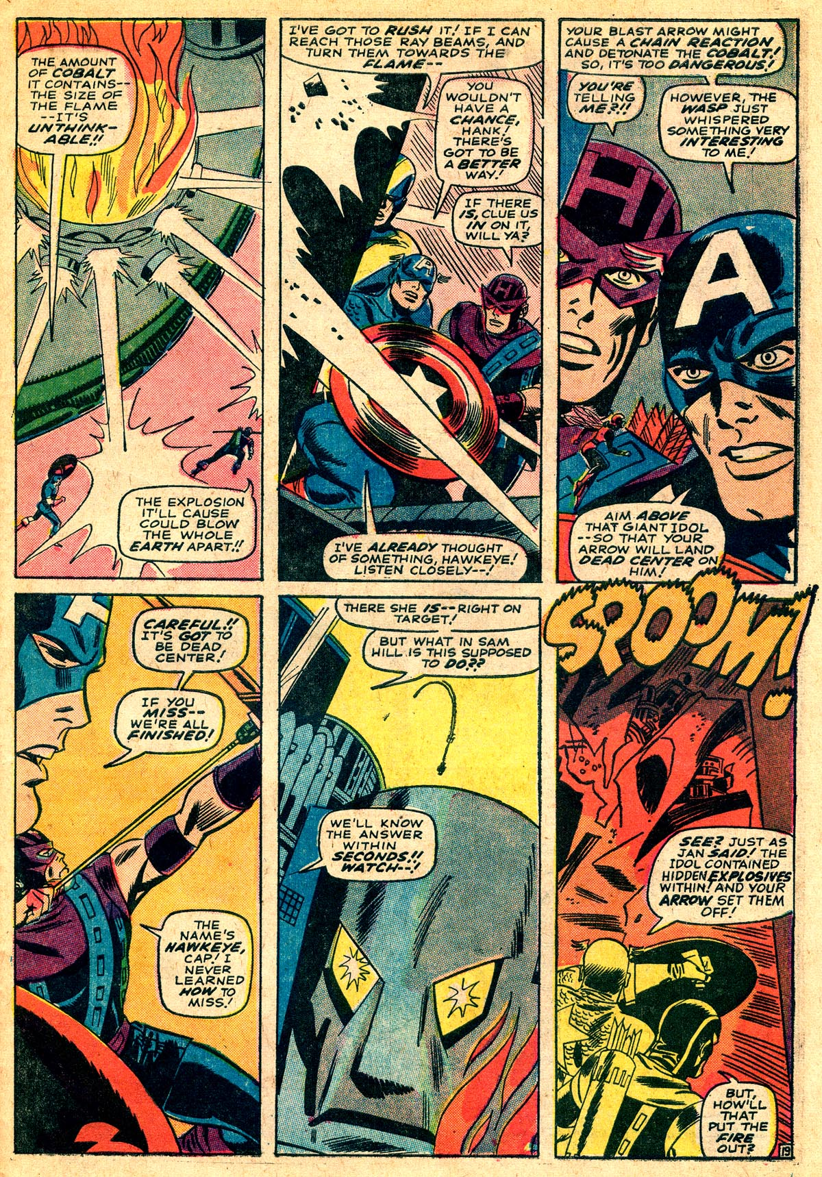 The Avengers (1963) 31 Page 26