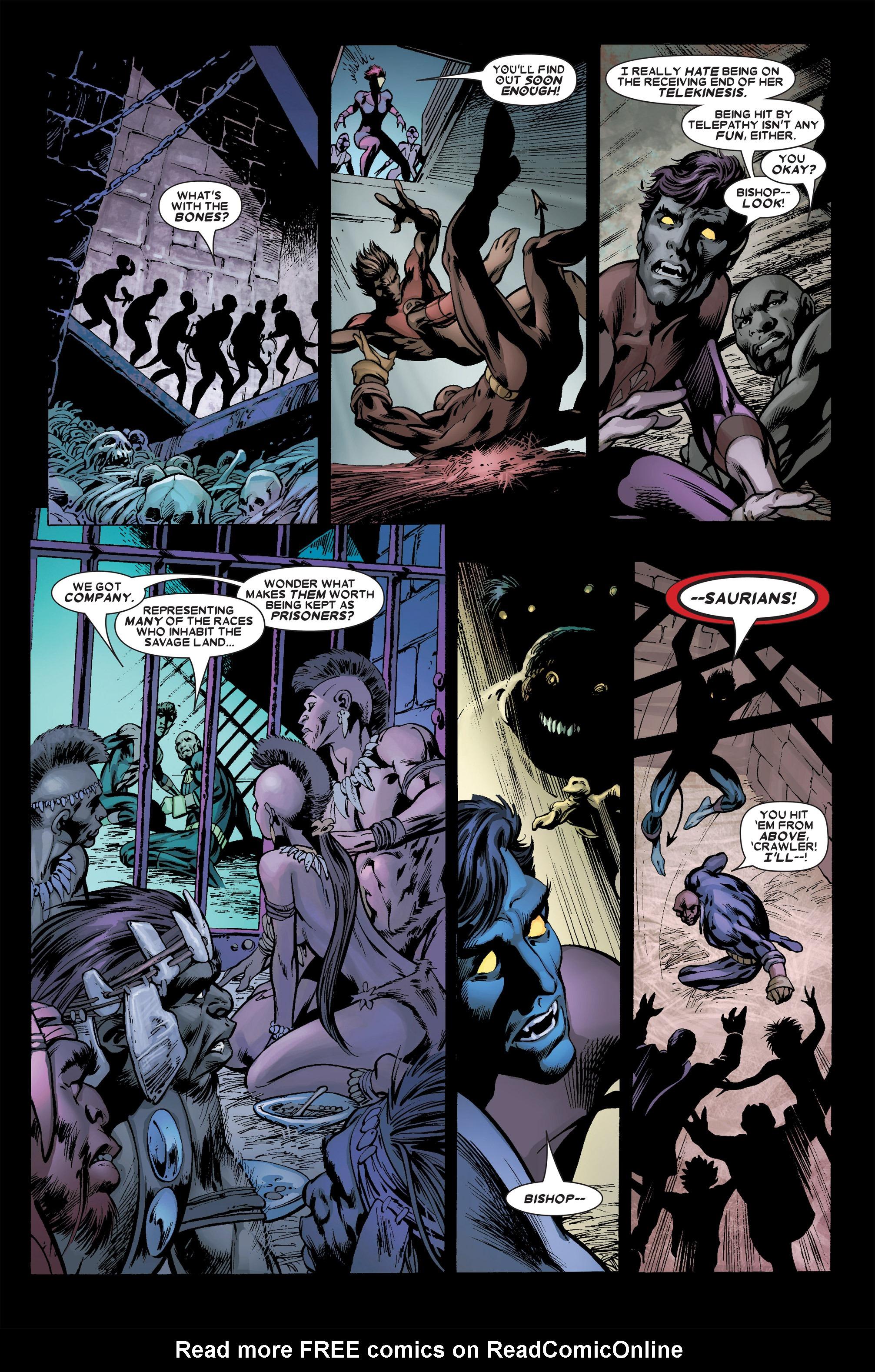 Read online Uncanny X-Men (1963) comic -  Issue #457 - 5