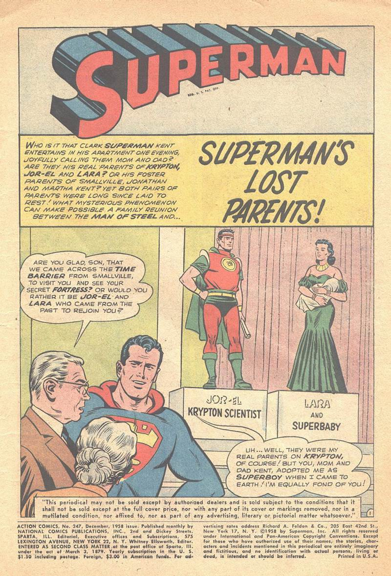 Read online Action Comics (1938) comic -  Issue #247 - 3