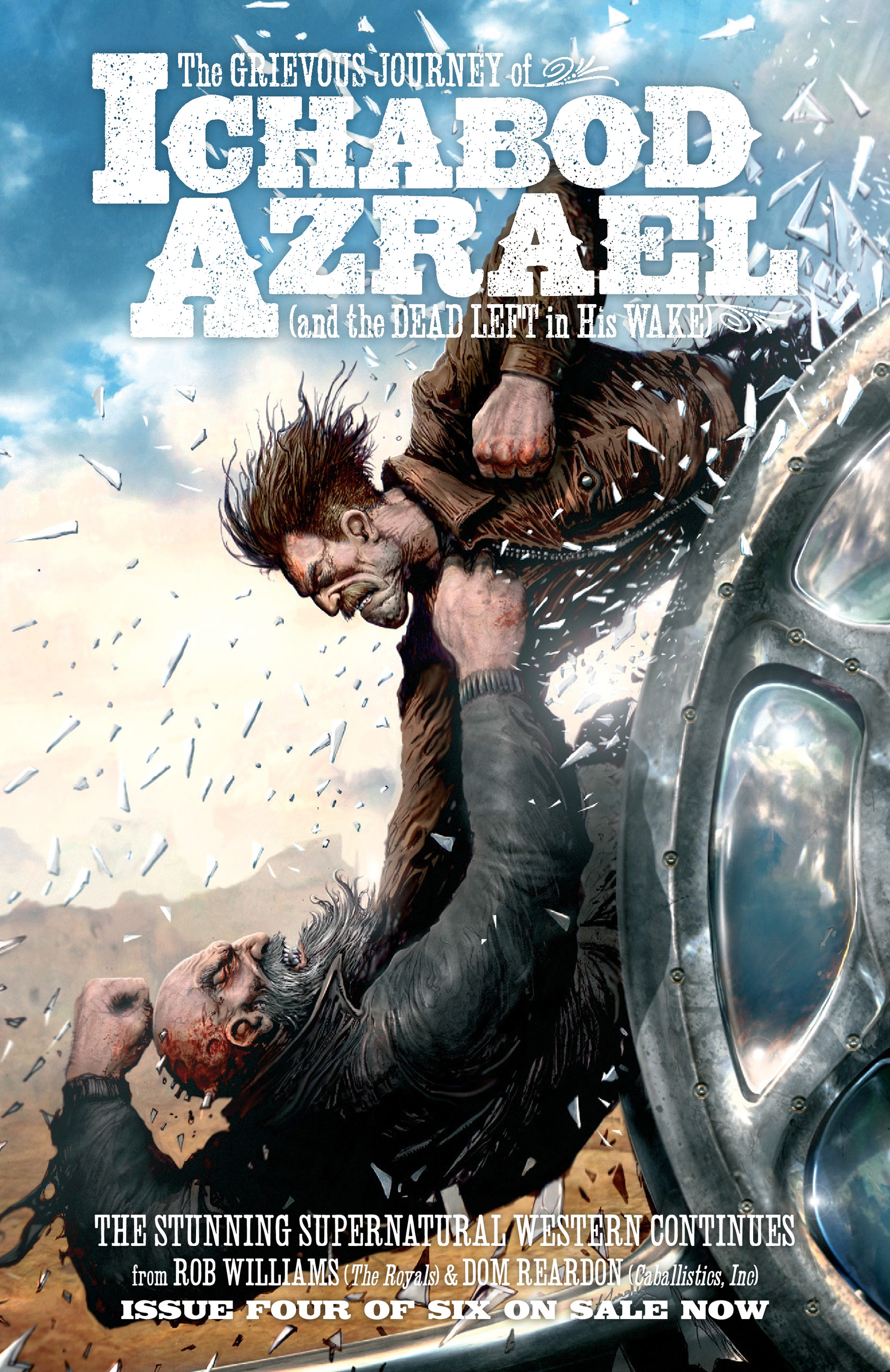 Read online Aquila comic -  Issue #3 - 23