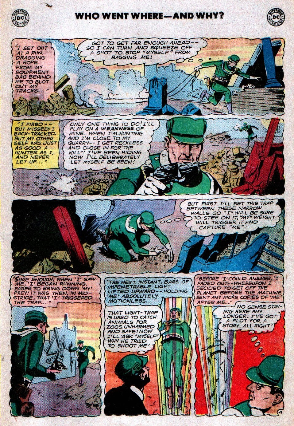 From Beyond the Unknown (1969) issue 19 - Page 23