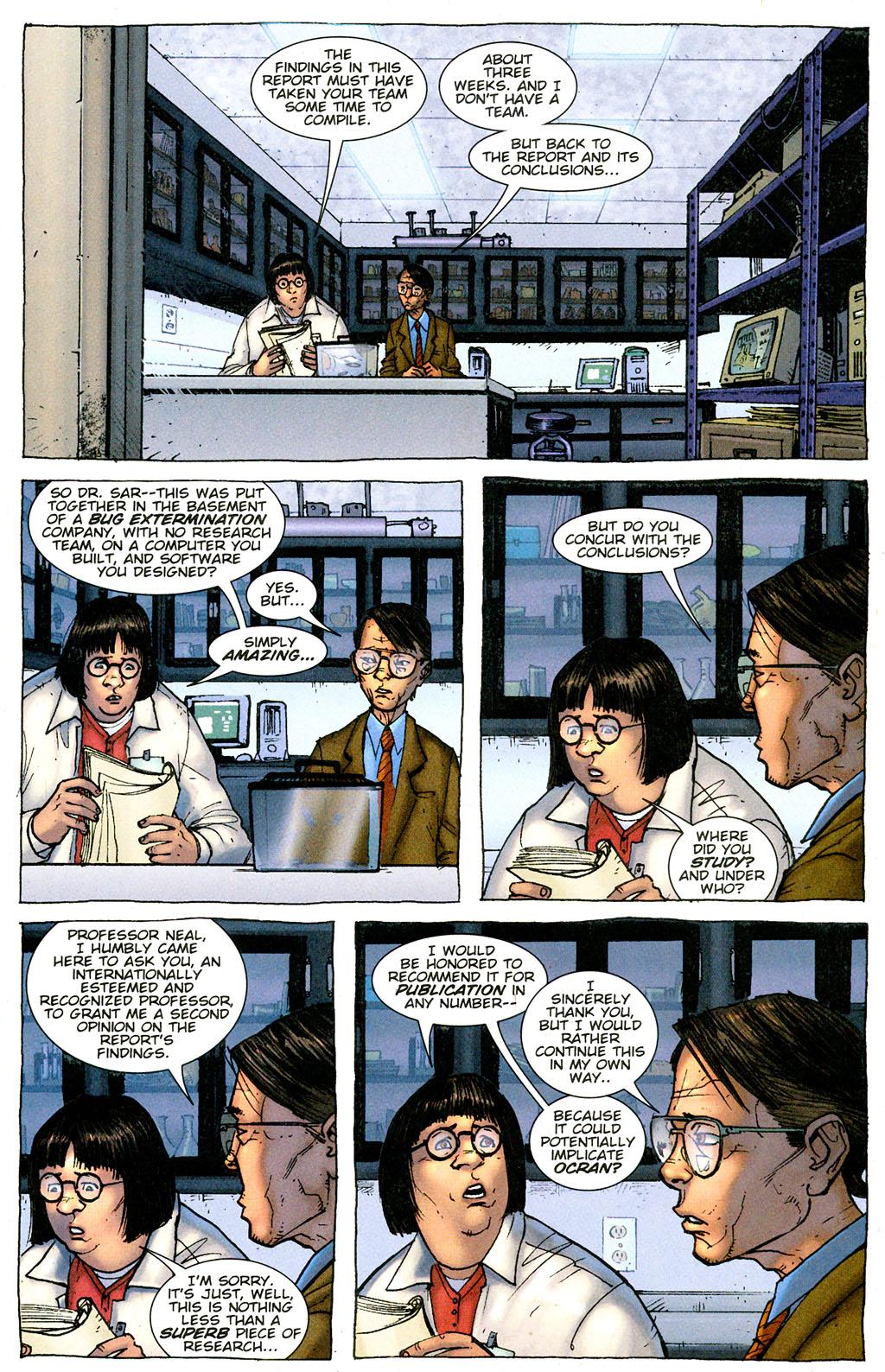 Read online The Exterminators comic -  Issue #3 - 10