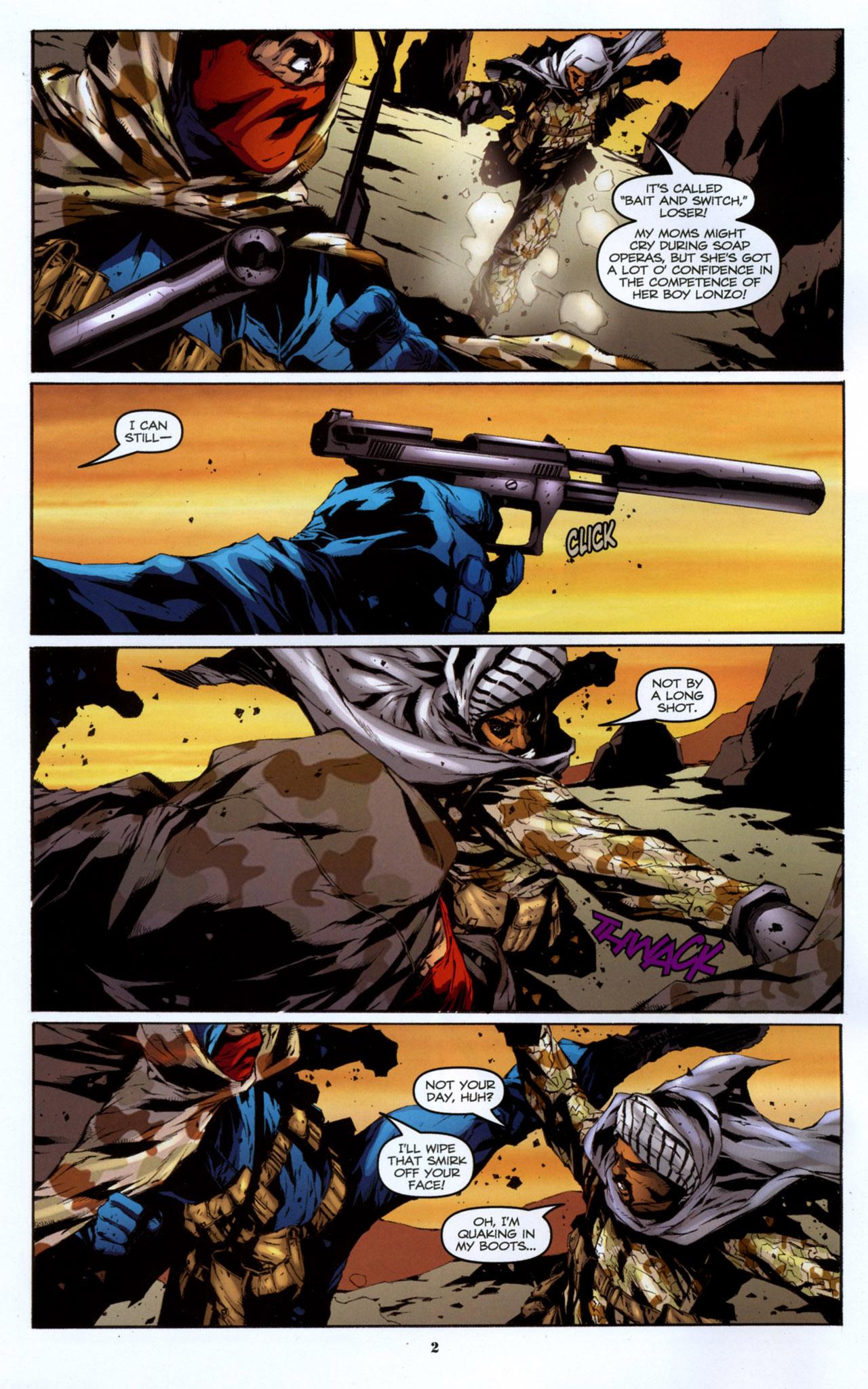 G.I. Joe: A Real American Hero 157 Page 3