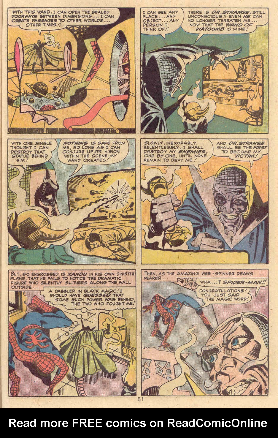 Giant-Size Spider-Man (1974) issue 4 - Page 42
