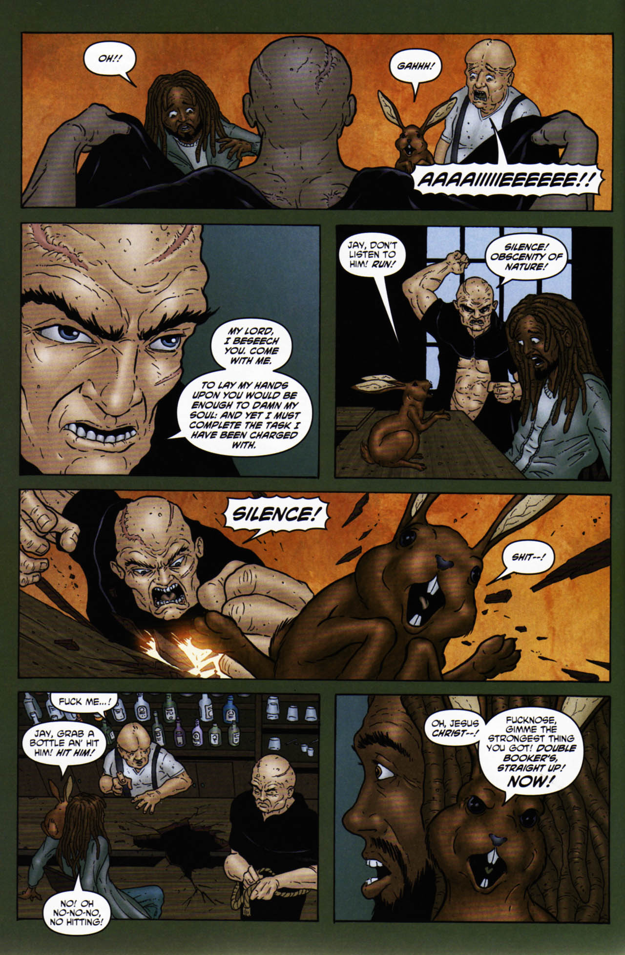 Read online Chronicles of Wormwood: The Last Enemy comic -  Issue # Full - 24