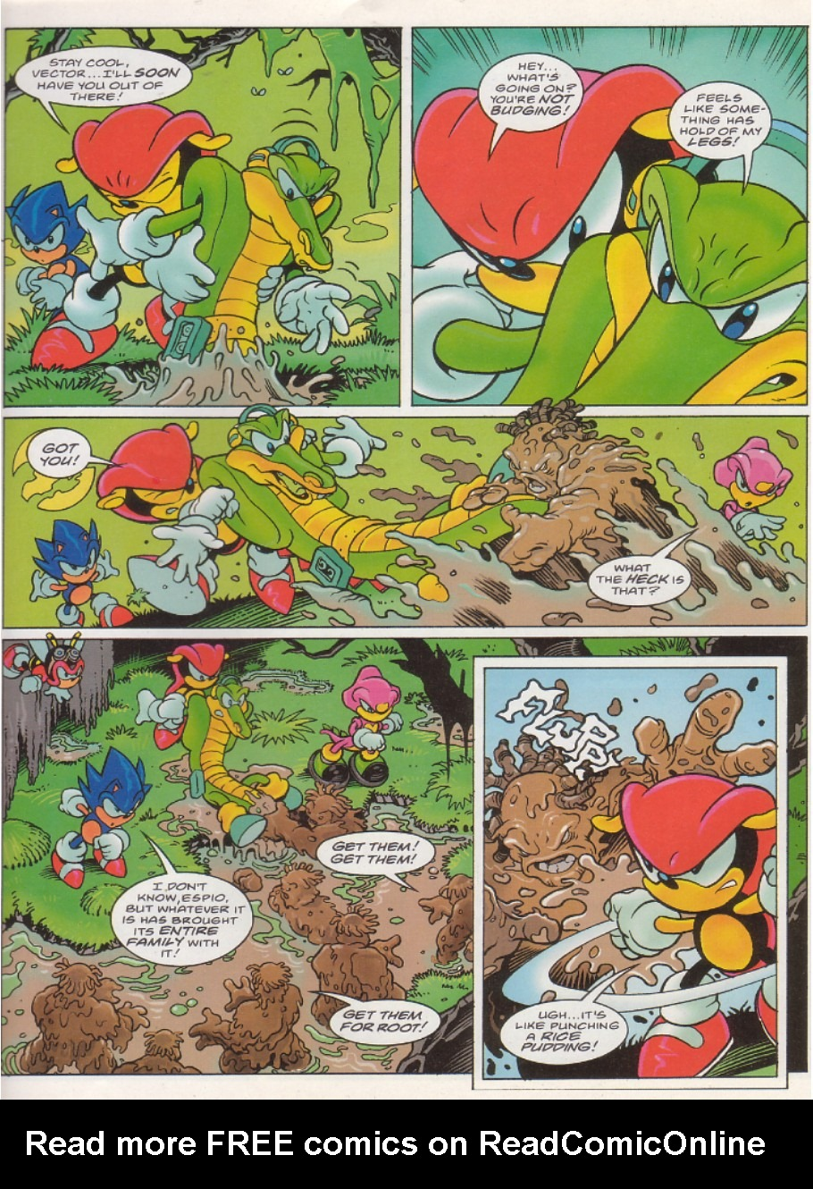 Read online Sonic the Comic comic -  Issue #136 - 7