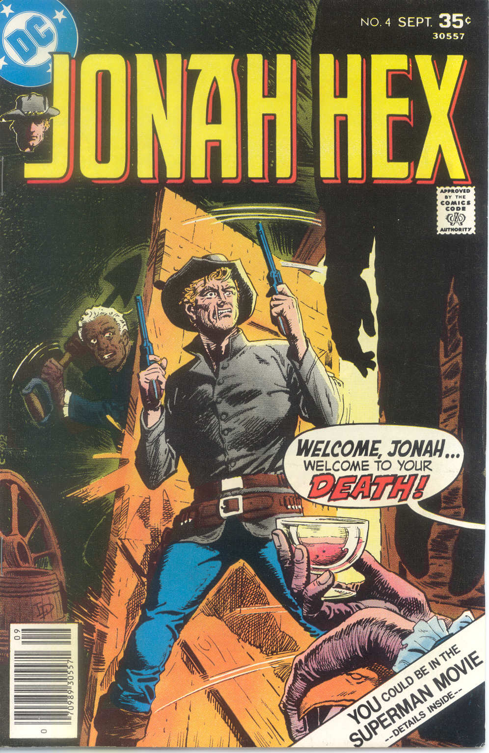 Jonah Hex (1977) 4 Page 1