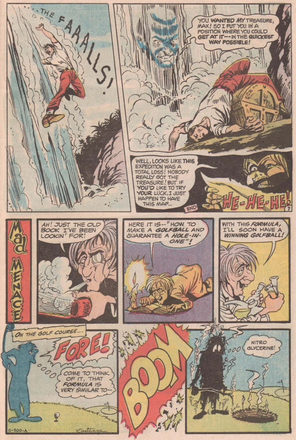 The Witching Hour (1969) issue 6 - Page 24