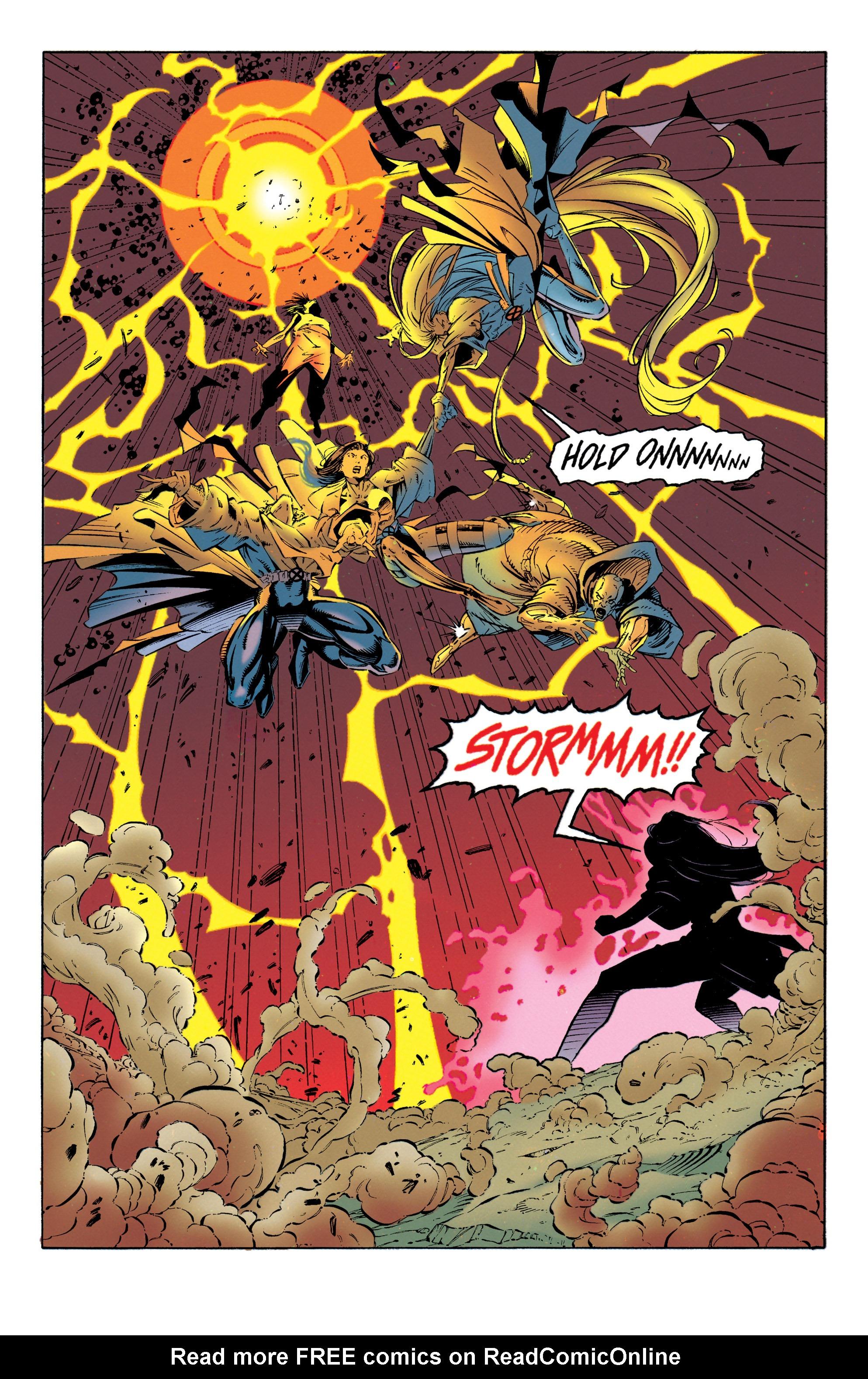 Read online Uncanny X-Men (1963) comic -  Issue #320 - 18