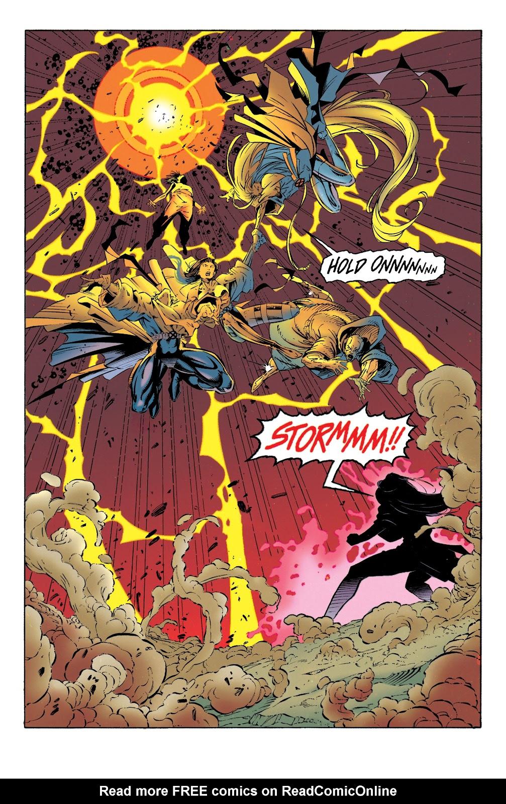 Uncanny X-Men (1963) issue 320 - Page 18
