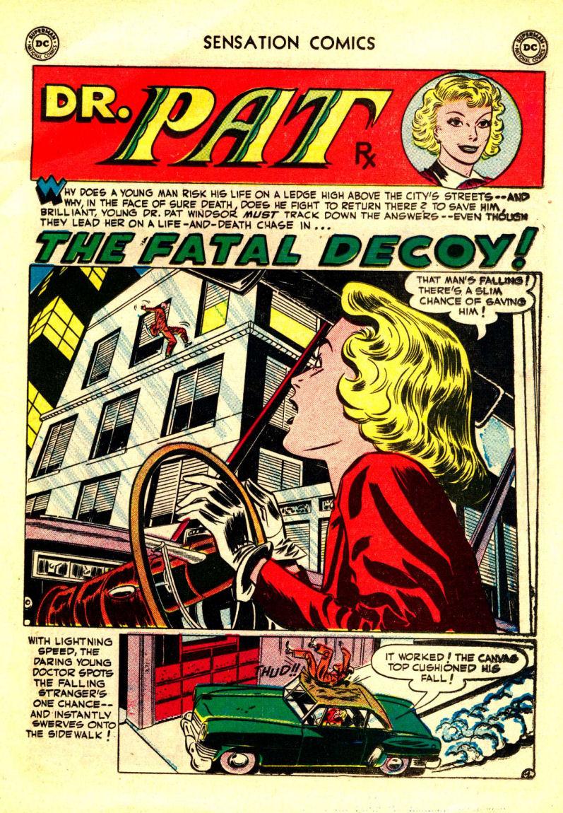 Read online Sensation (Mystery) Comics comic -  Issue #106 - 15