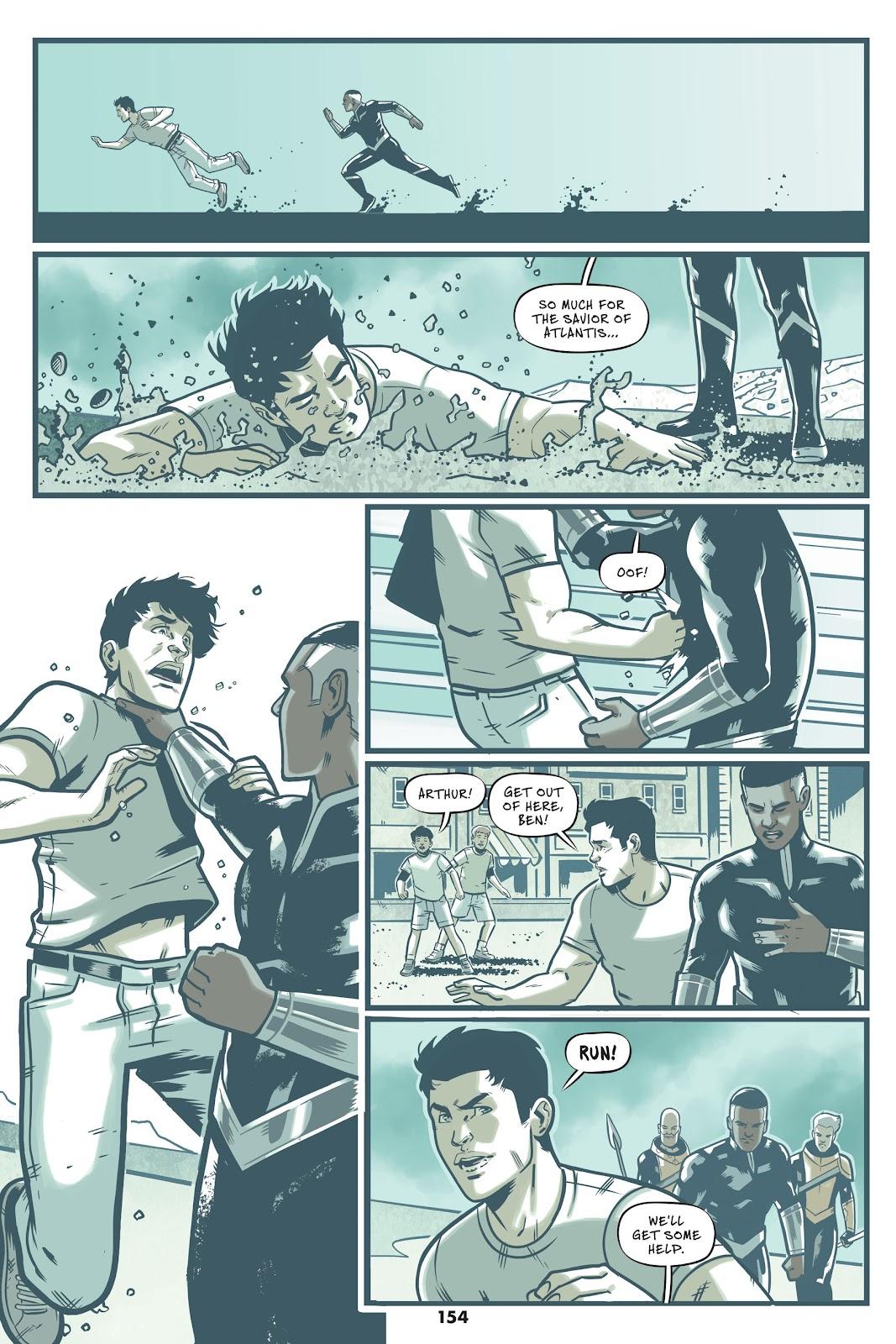 Read online Mera: Tidebreaker comic -  Issue # TPB (Part 2) - 54