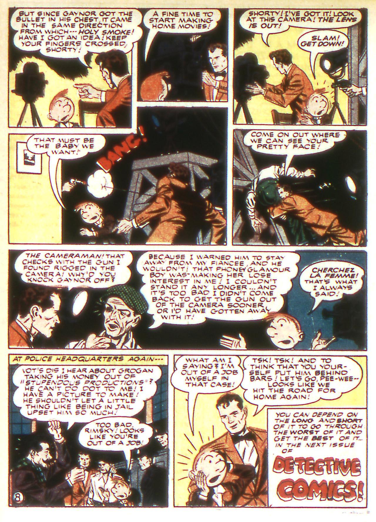 Read online Detective Comics (1937) comic -  Issue #81 - 24