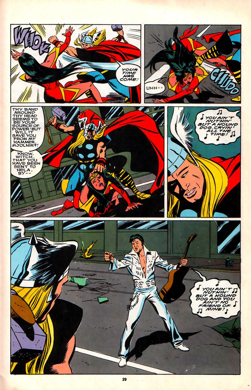Read online Alpha Flight (1983) comic -  Issue #75 - 26