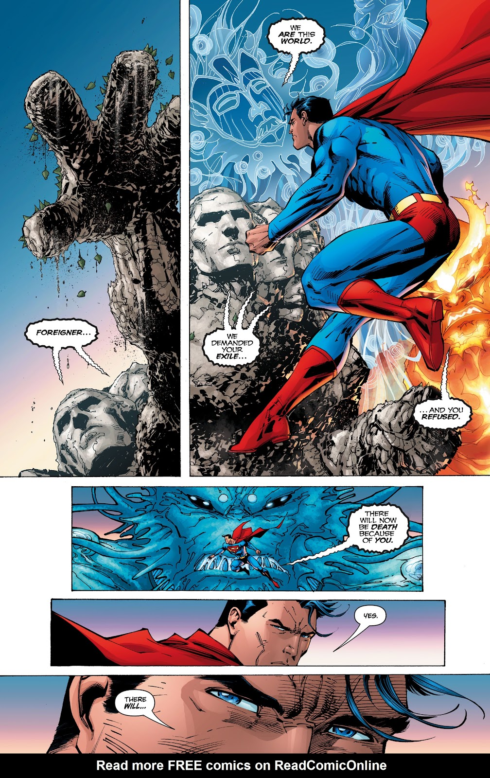 Read online Superman: For Tomorrow comic -  Issue # TPB (Part 2) - 47
