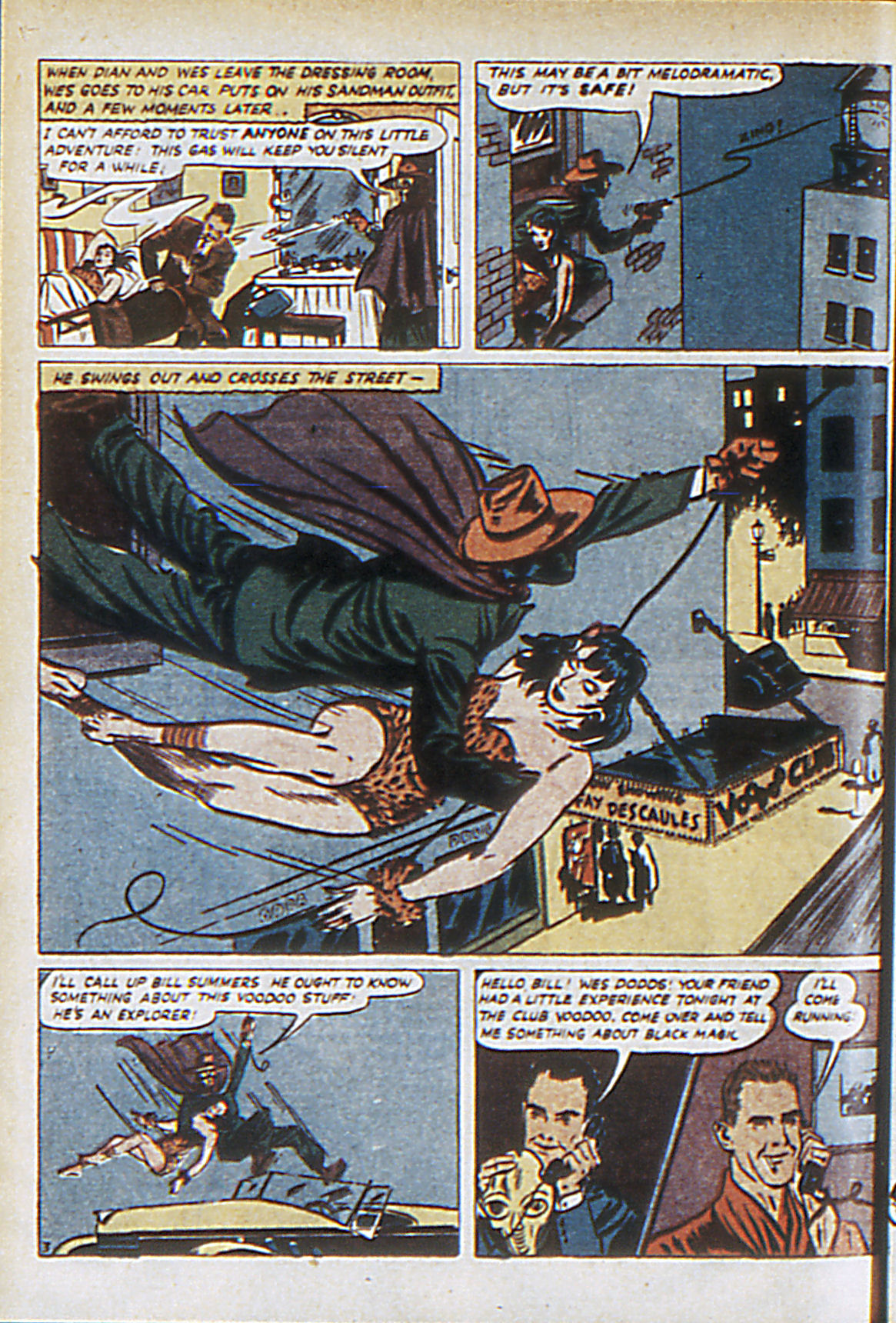 Read online Adventure Comics (1938) comic -  Issue #63 - 61