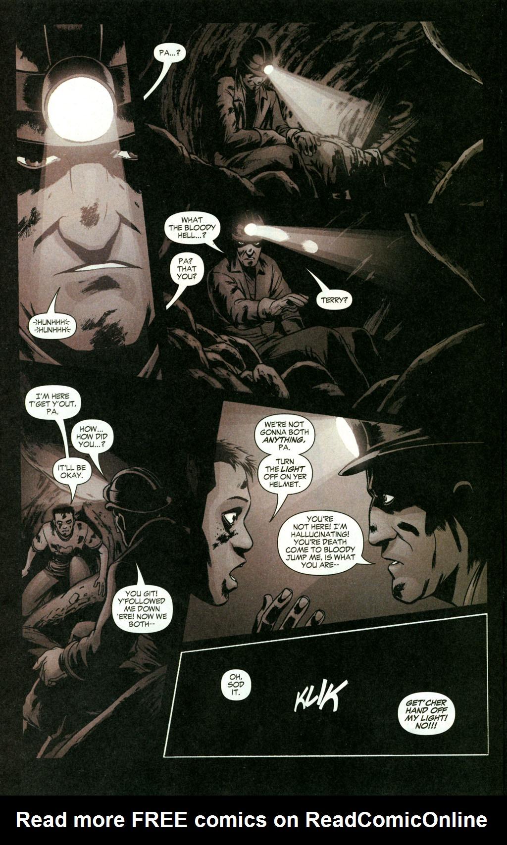 Read online Fallen Angel (2003) comic -  Issue #16 - 13