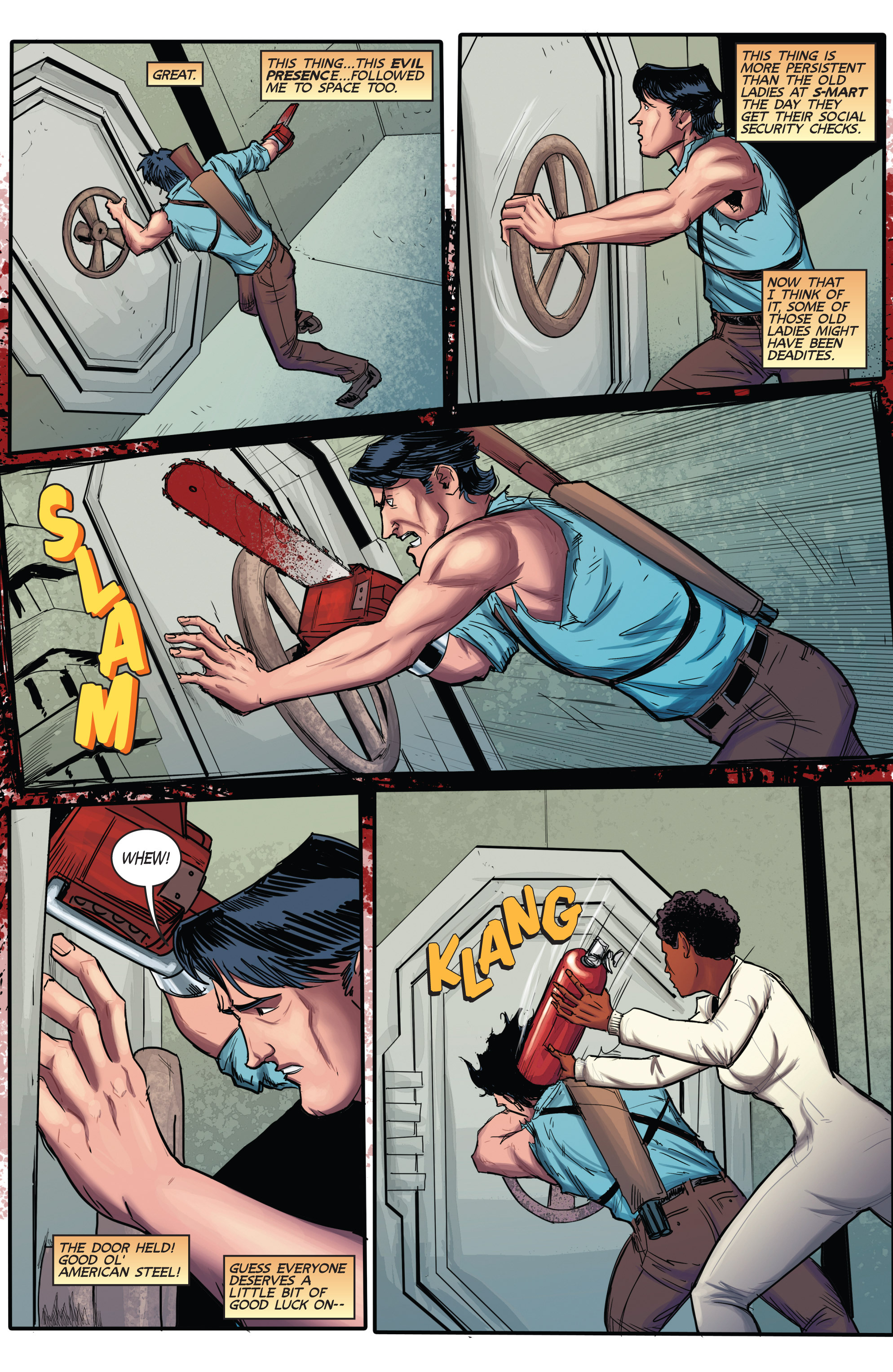 Read online Army of Darkness (2014) comic -  Issue #2 - 10