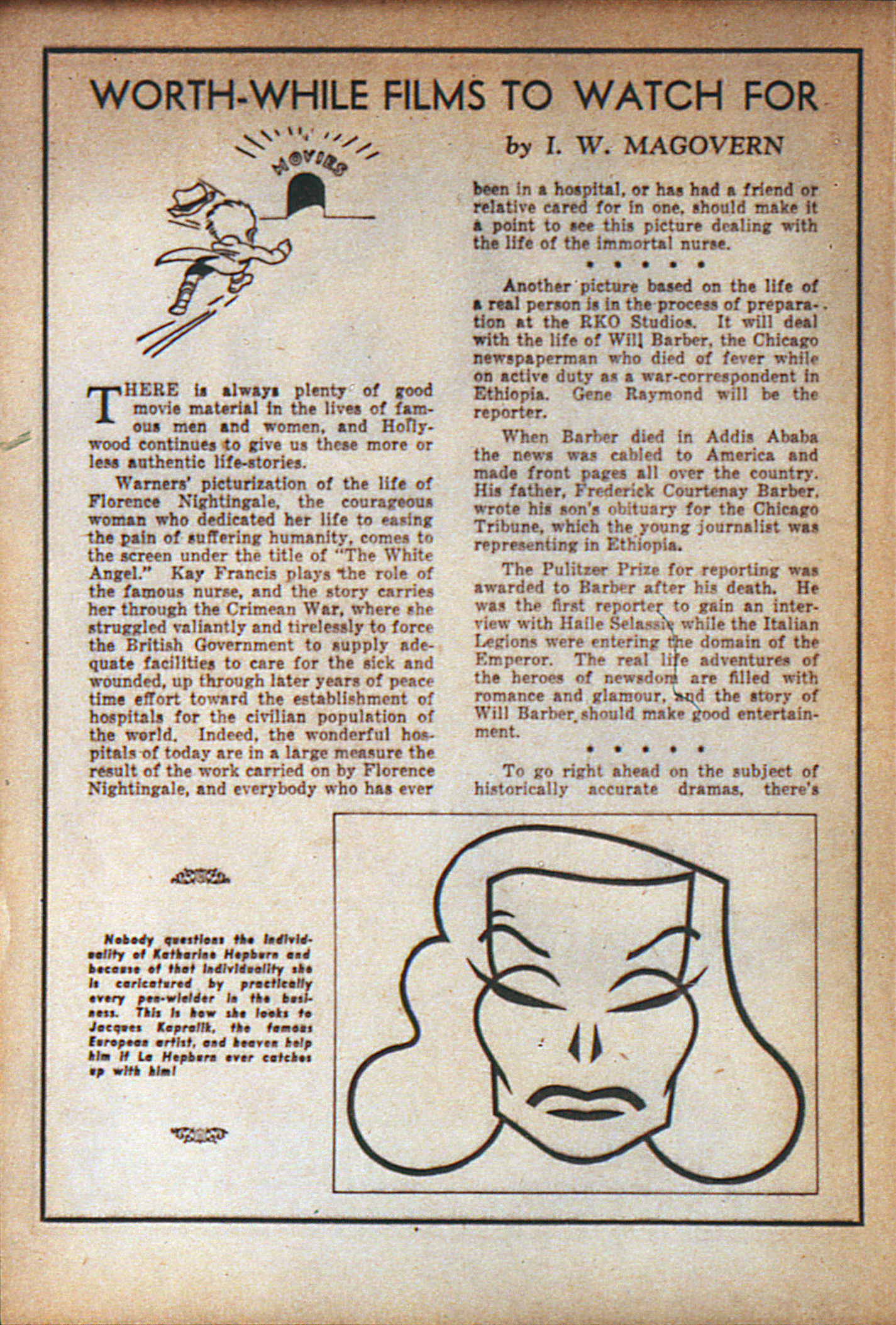 Read online Adventure Comics (1938) comic -  Issue #7 - 21