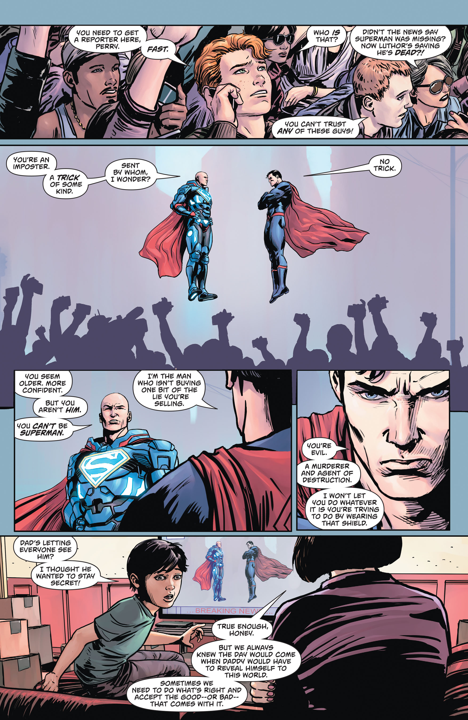 Read online Action Comics (2016) comic -  Issue #957 - 15