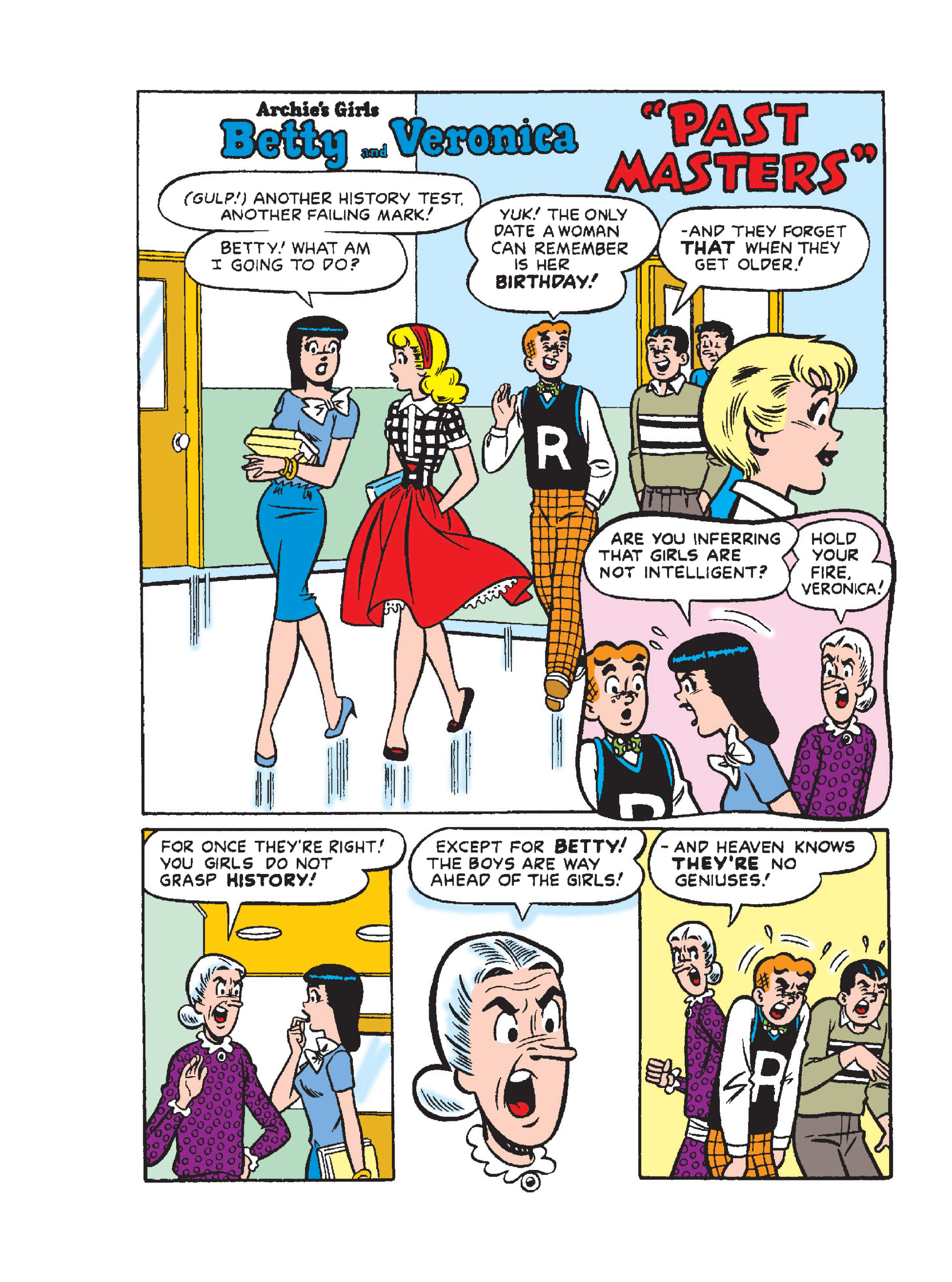 Read online Archie 1000 Page Comics Blowout! comic -  Issue # TPB (Part 2) - 52