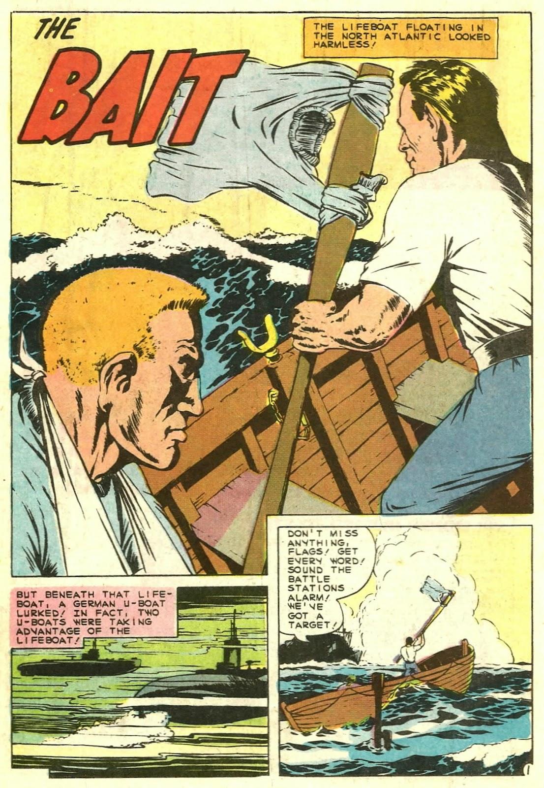 Read online Fightin' Navy comic -  Issue #130 - 18
