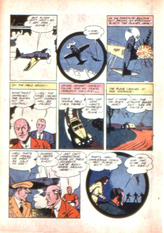 Read online Sensation (Mystery) Comics comic -  Issue #7 - 38