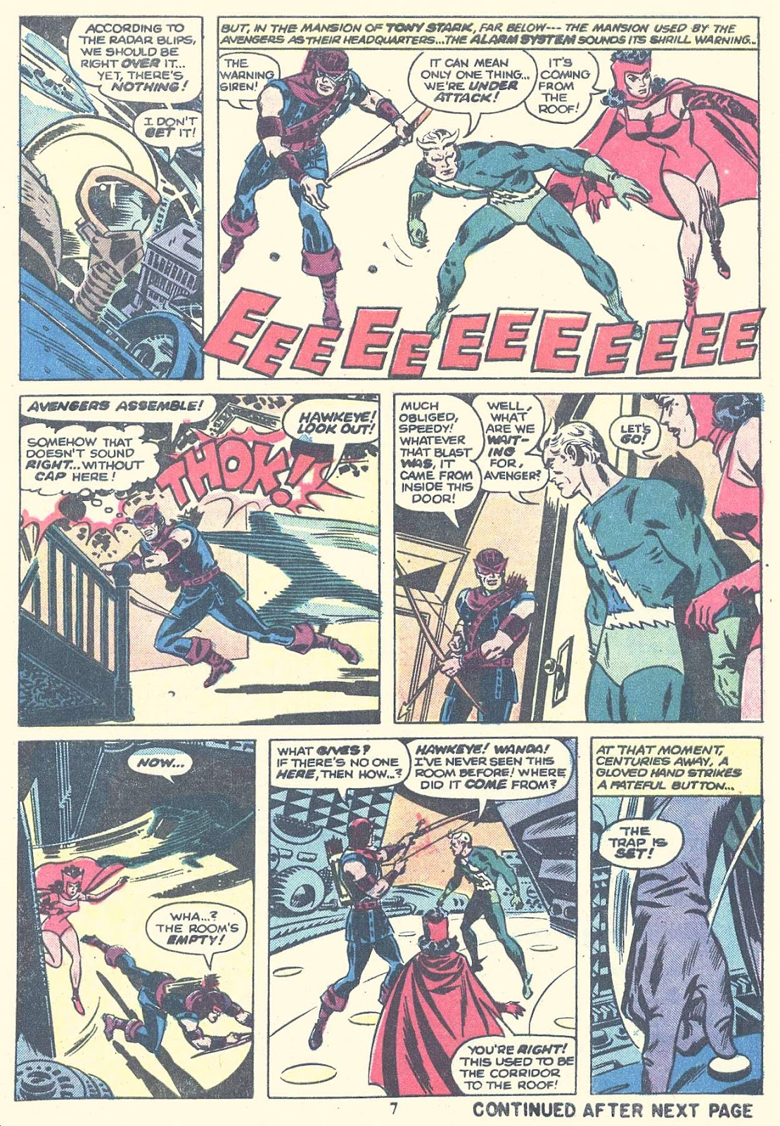 Marvel Triple Action (1972) issue 17 - Page 9