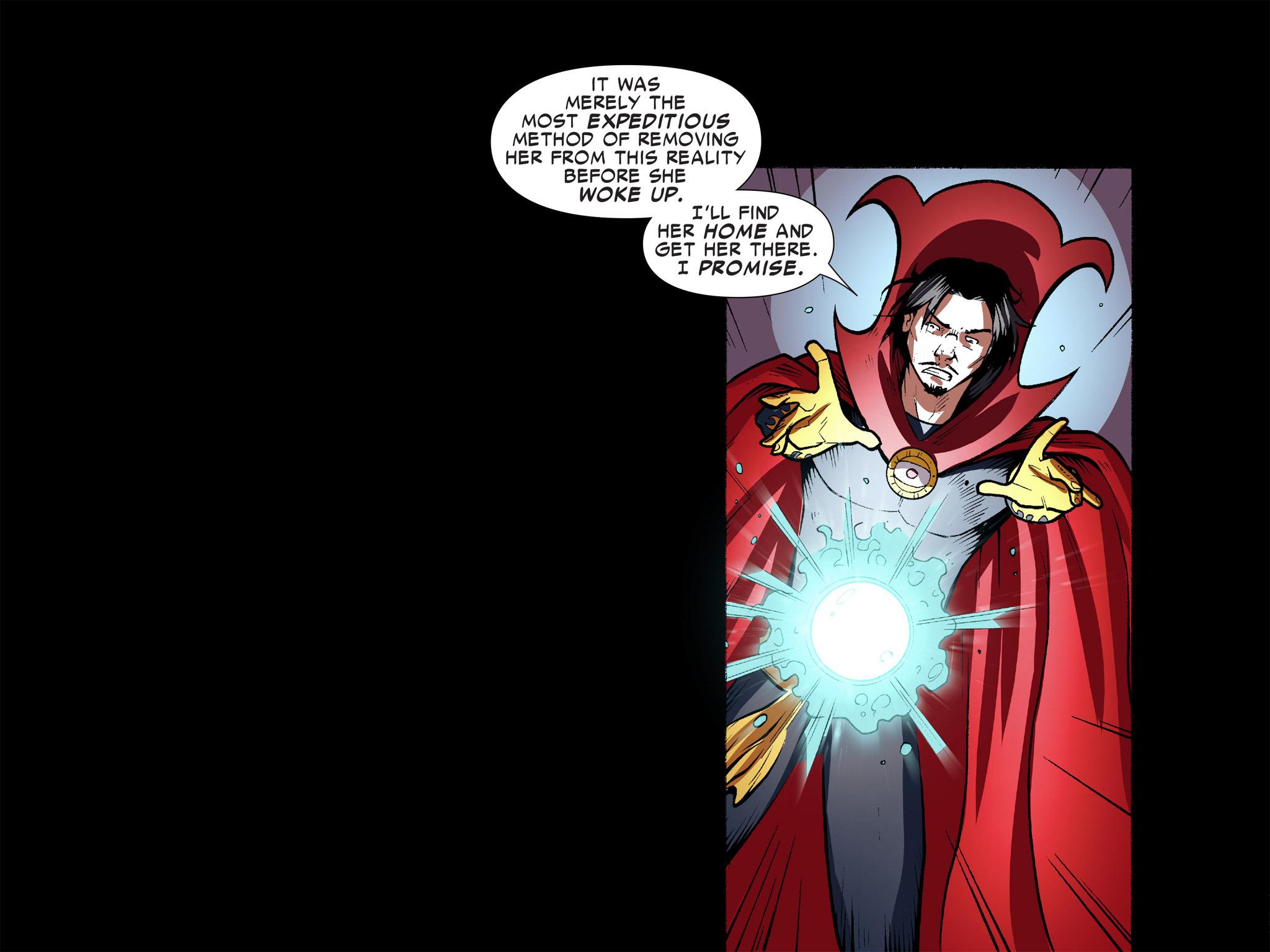 Read online Ultimate Spider-Man (Infinite Comics) (2016) comic -  Issue #10 - 61