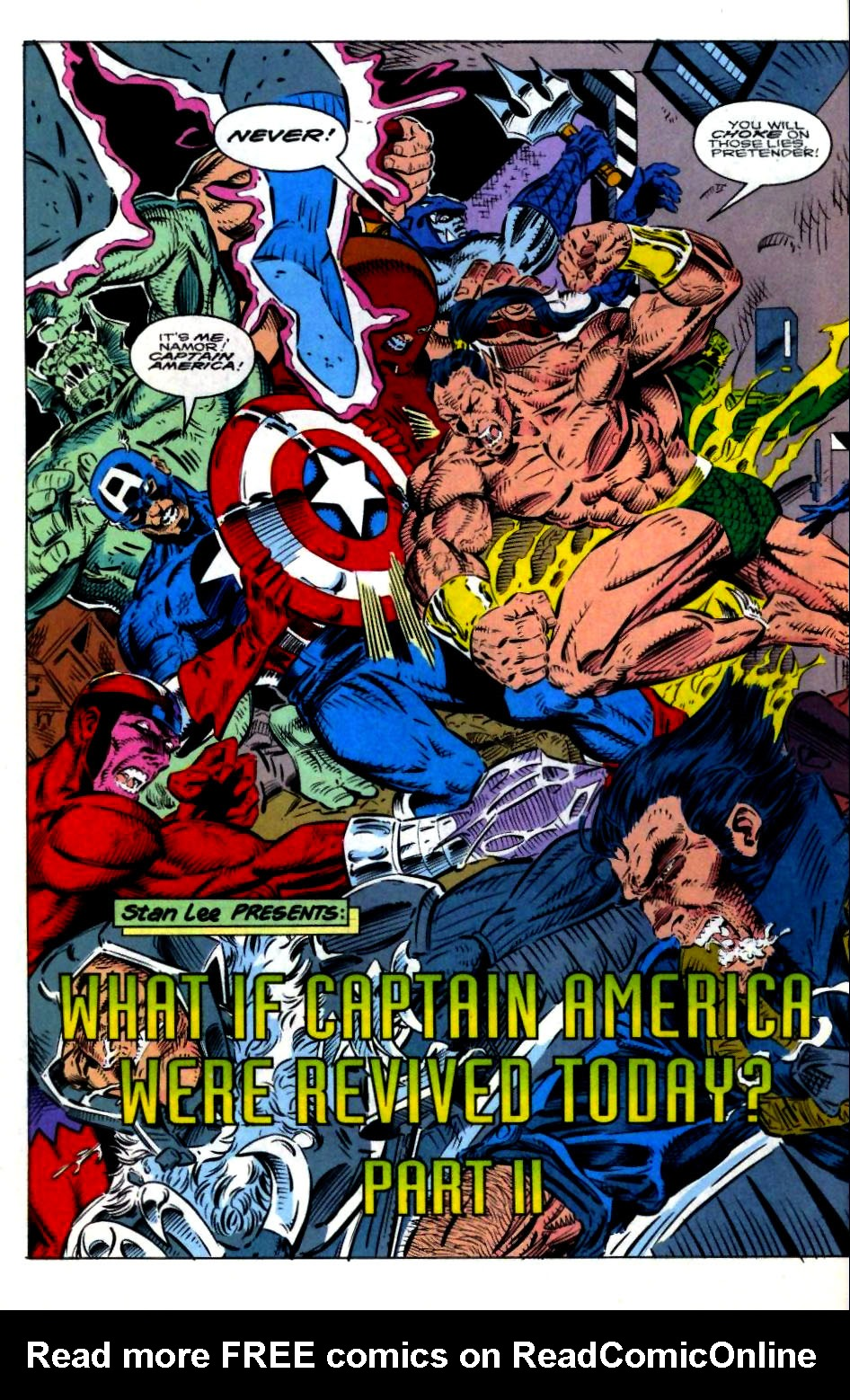 What If...? (1989) issue 68 - Page 3