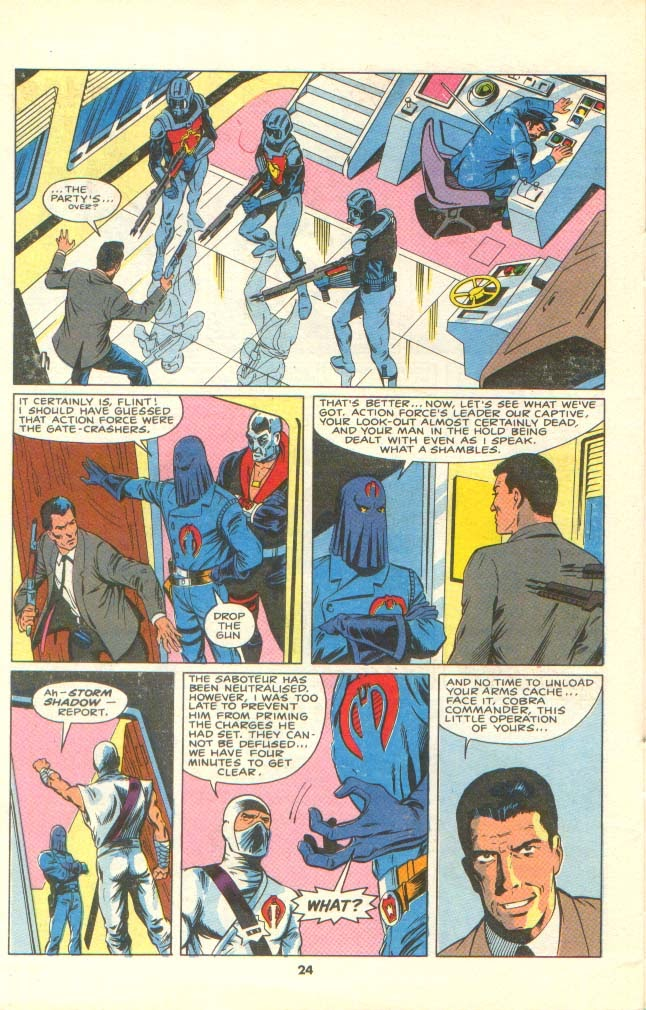 G.I. Joe European Missions issue 8 - Page 20