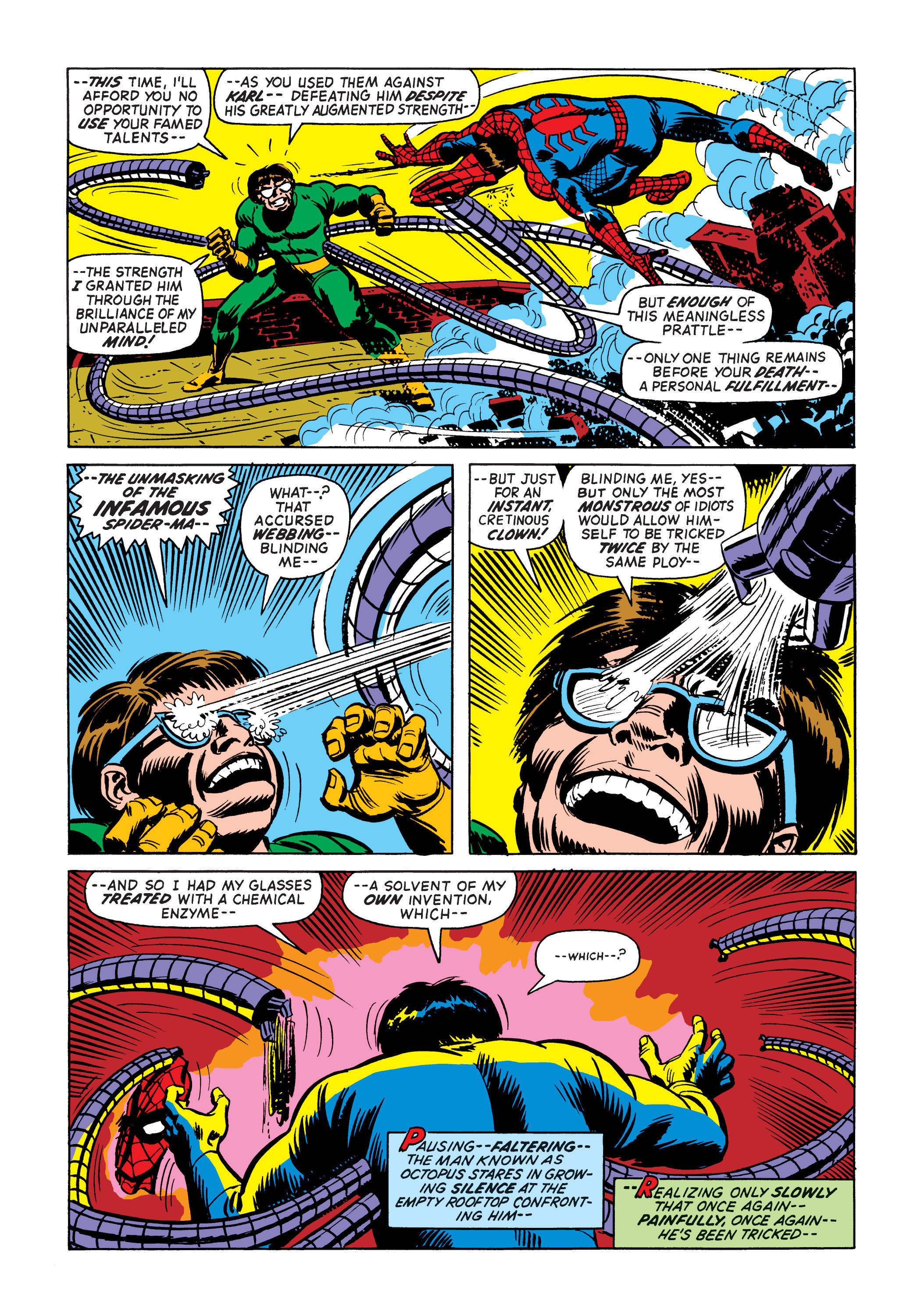 The Amazing Spider-Man (1963) 113 Page 4