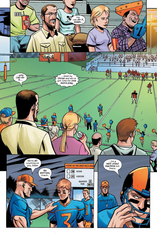 Read online Machine Teen comic -  Issue #1 - 5