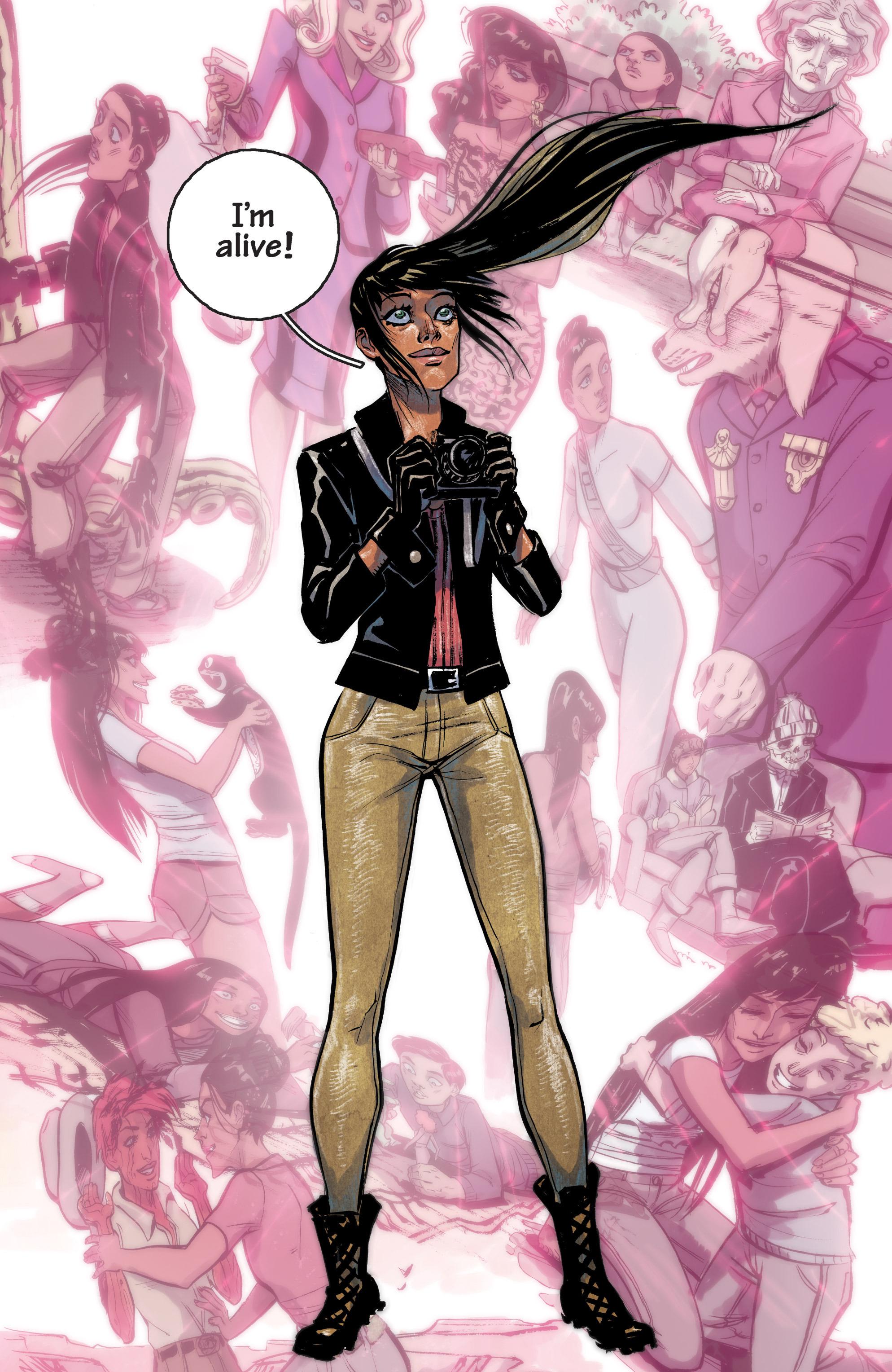 Read online Shutter comic -  Issue #10 - 11