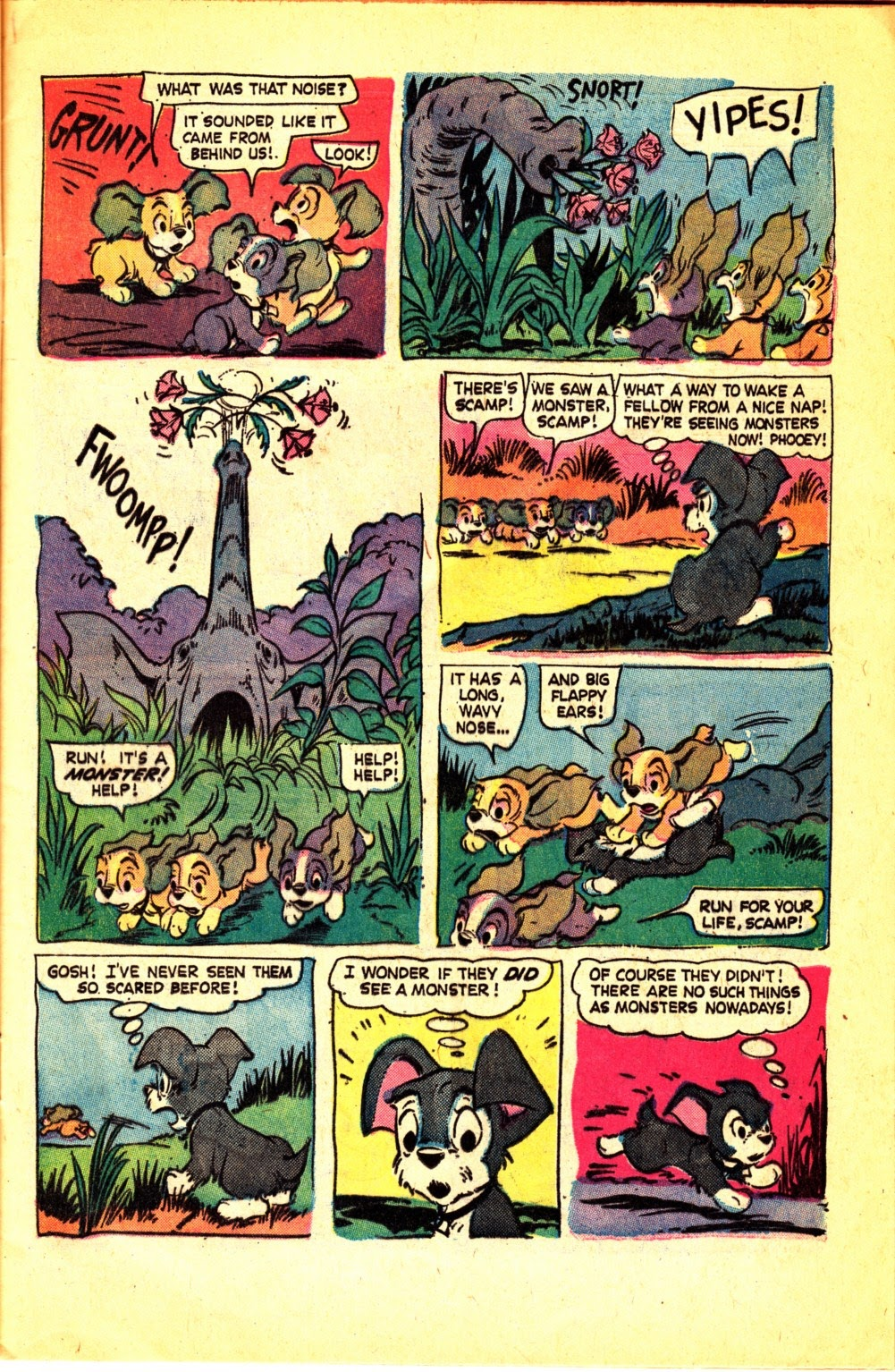 Scamp (1967) issue 6 - Page 9