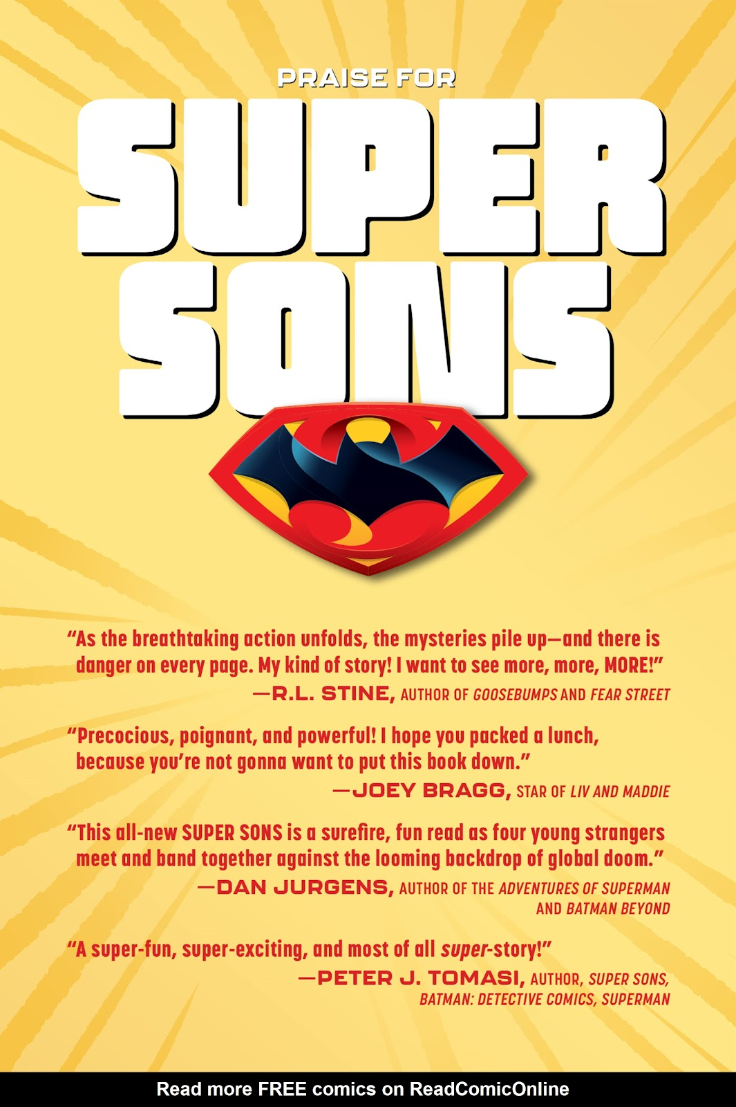 Read online Super Sons (2019) comic -  Issue # TPB The Polarshield Project (Part 1) - 2