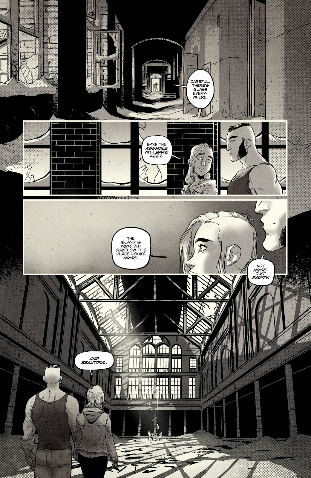 Read online Nomen Omen comic -  Issue #3 - 25