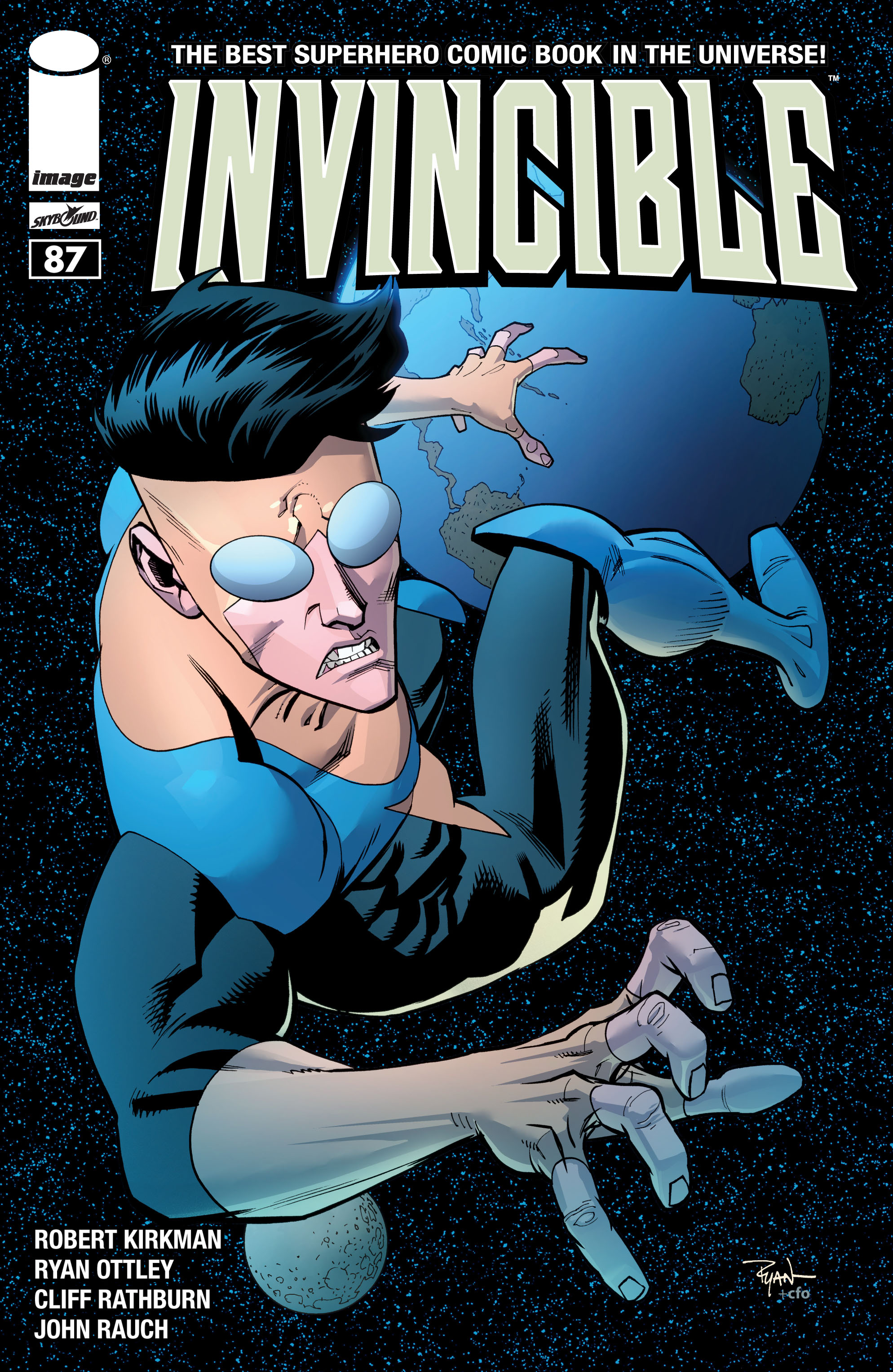 Invincible 87 Page 1