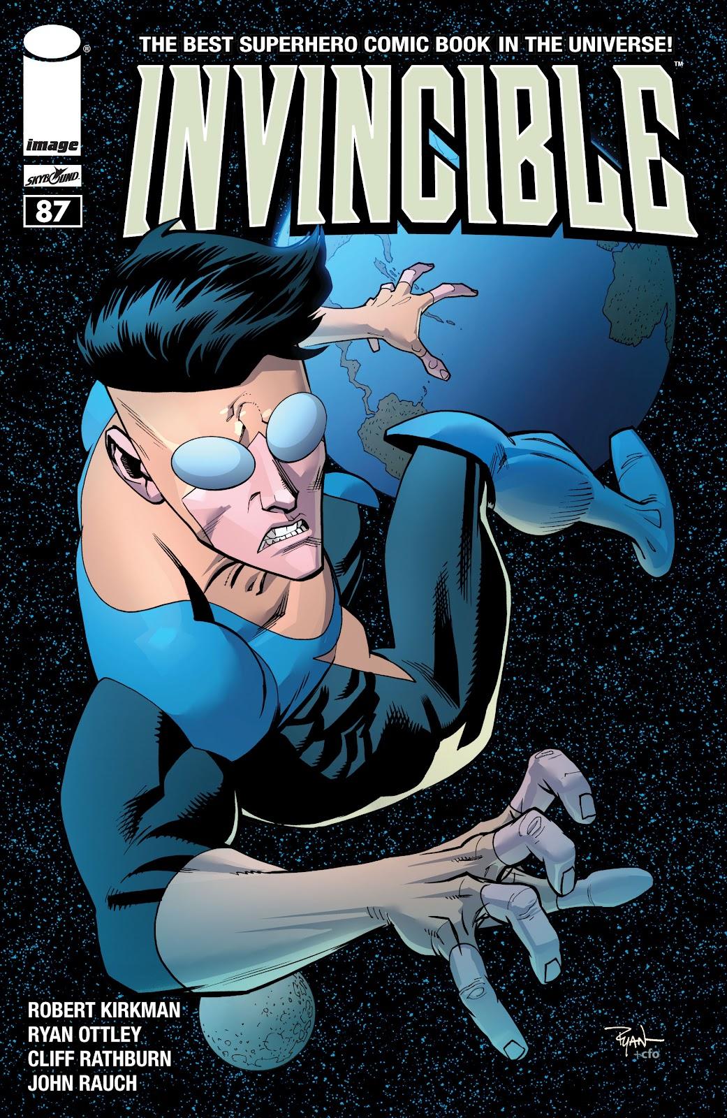 Invincible (2003) 87 Page 1