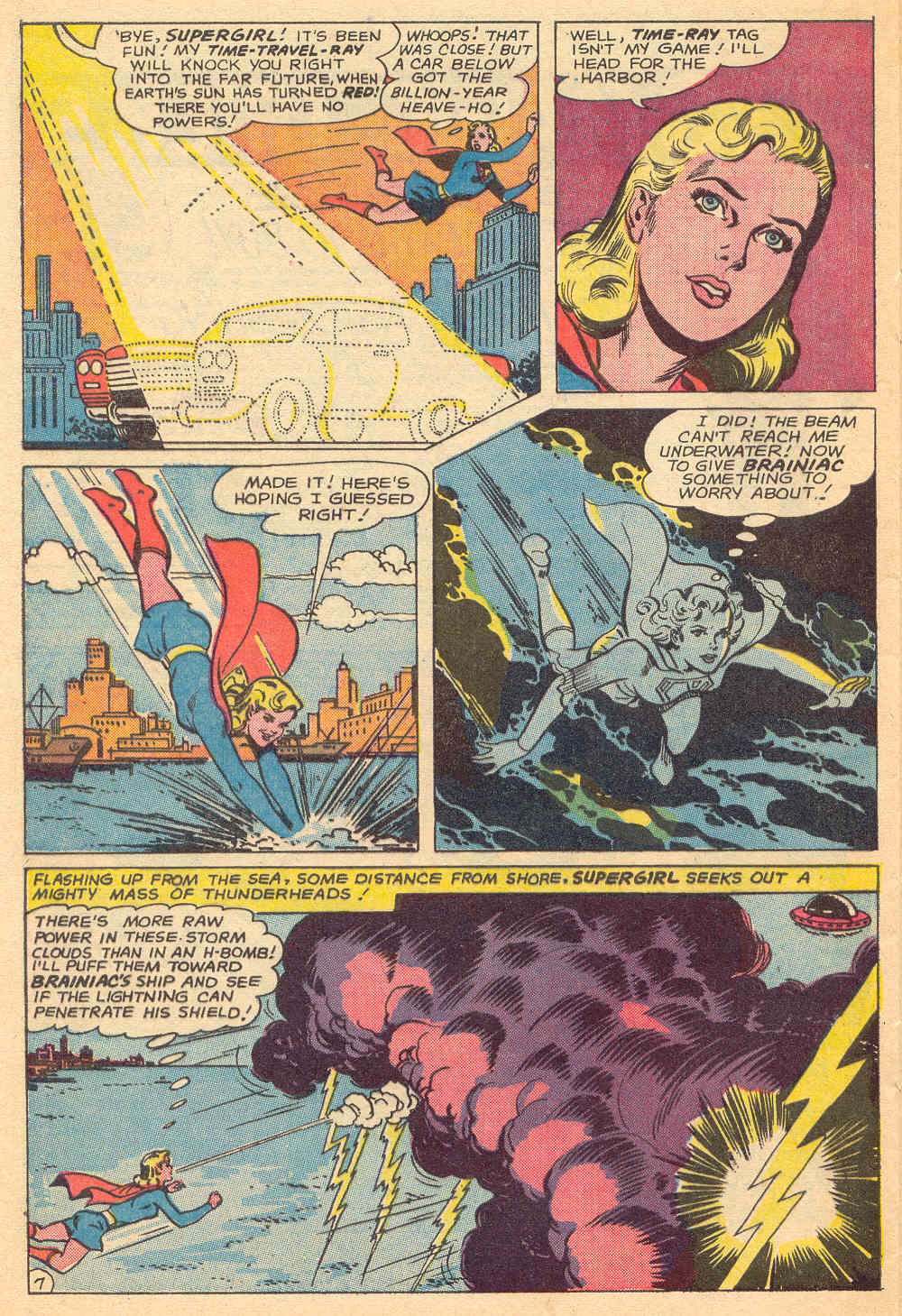 Read online Action Comics (1938) comic -  Issue #339 - 22