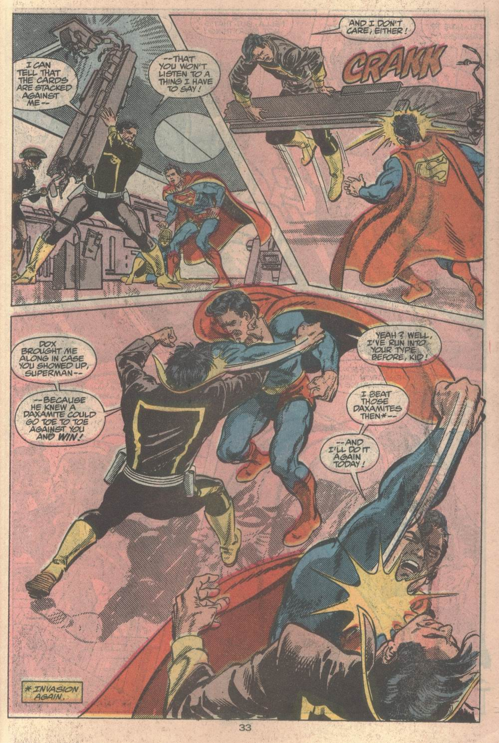Read online Adventures of Superman (1987) comic -  Issue #Adventures of Superman (1987) _Annual 2 - 33