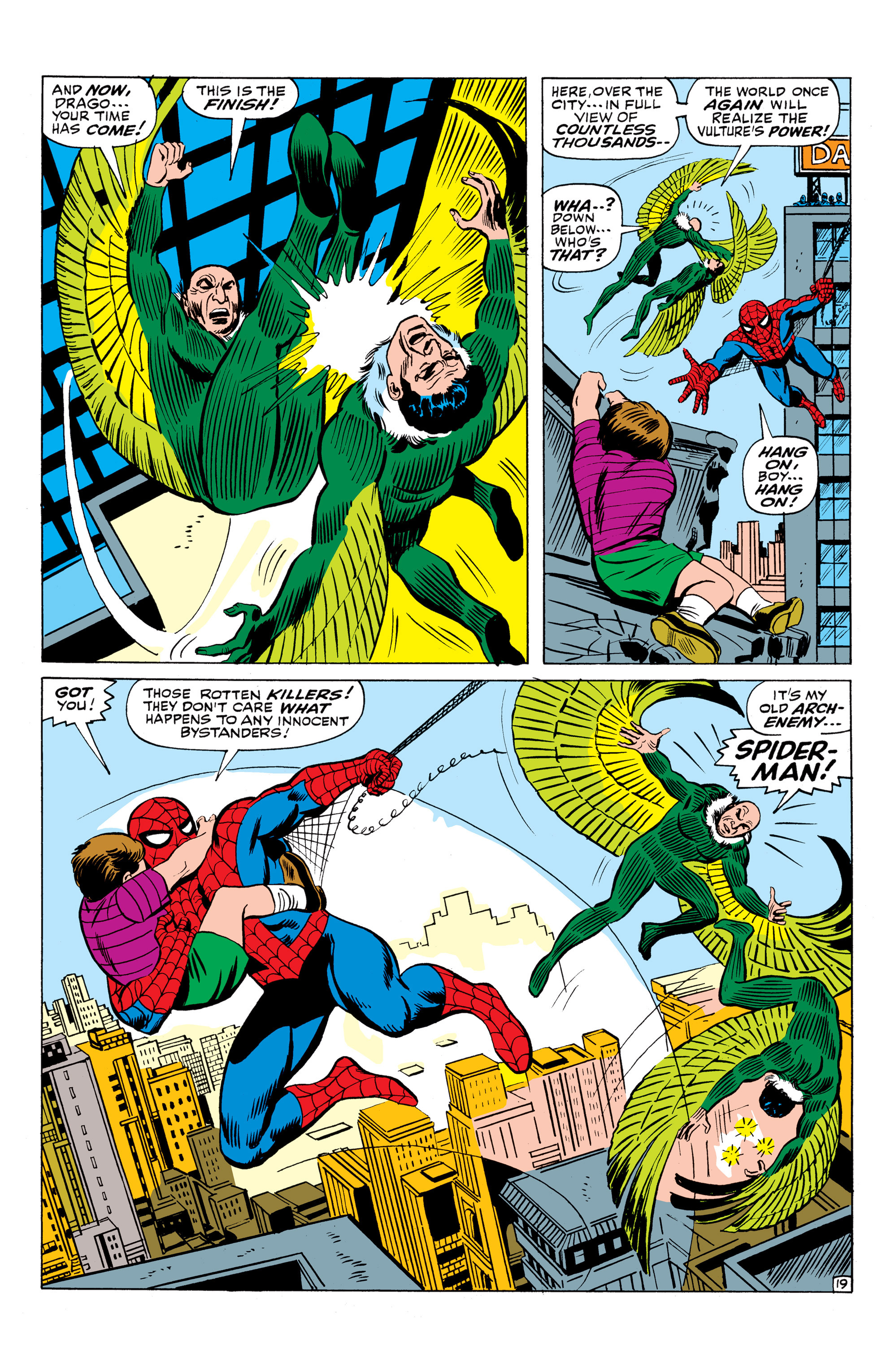 The Amazing Spider-Man (1963) 63 Page 19