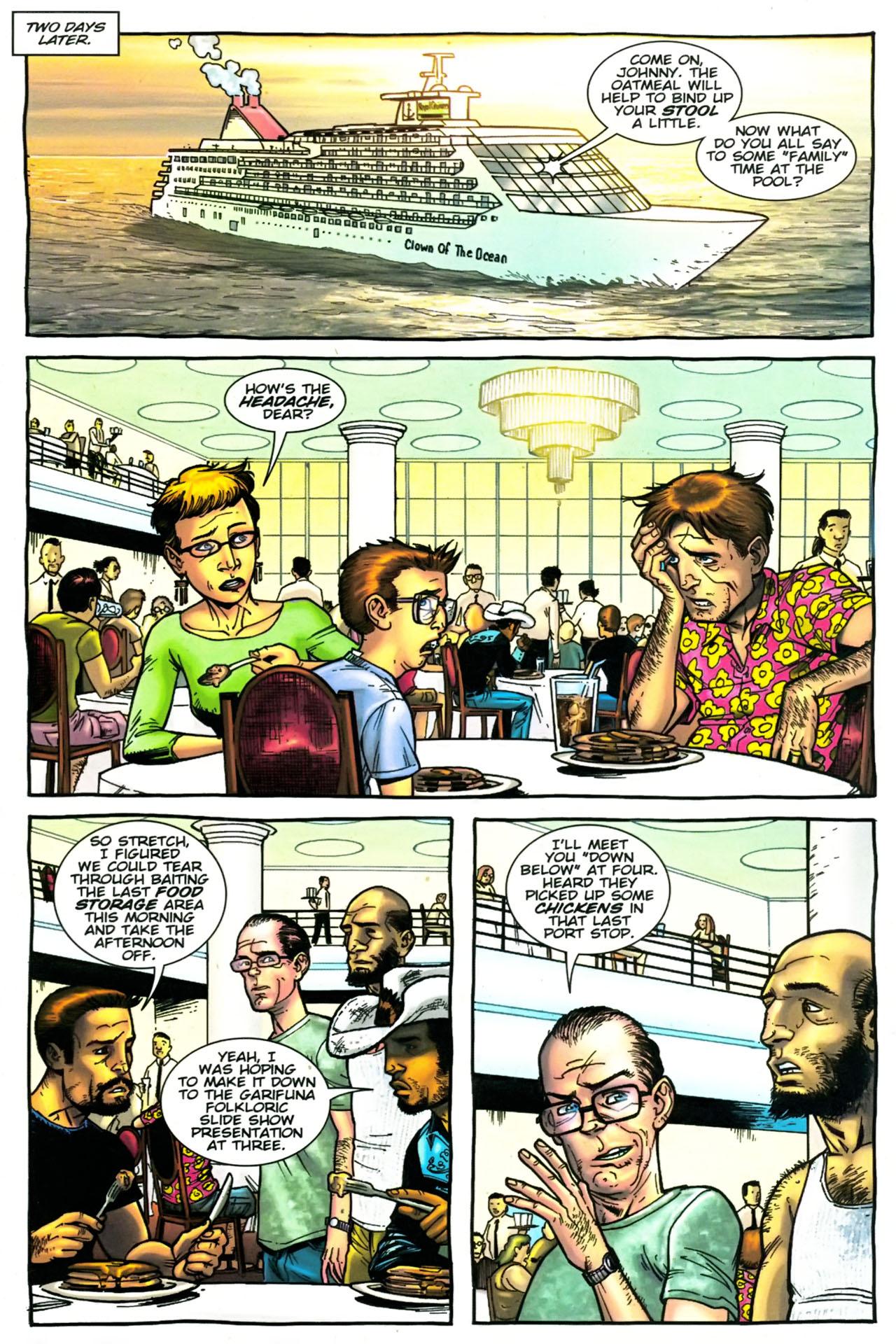 Read online The Exterminators comic -  Issue #24 - 4
