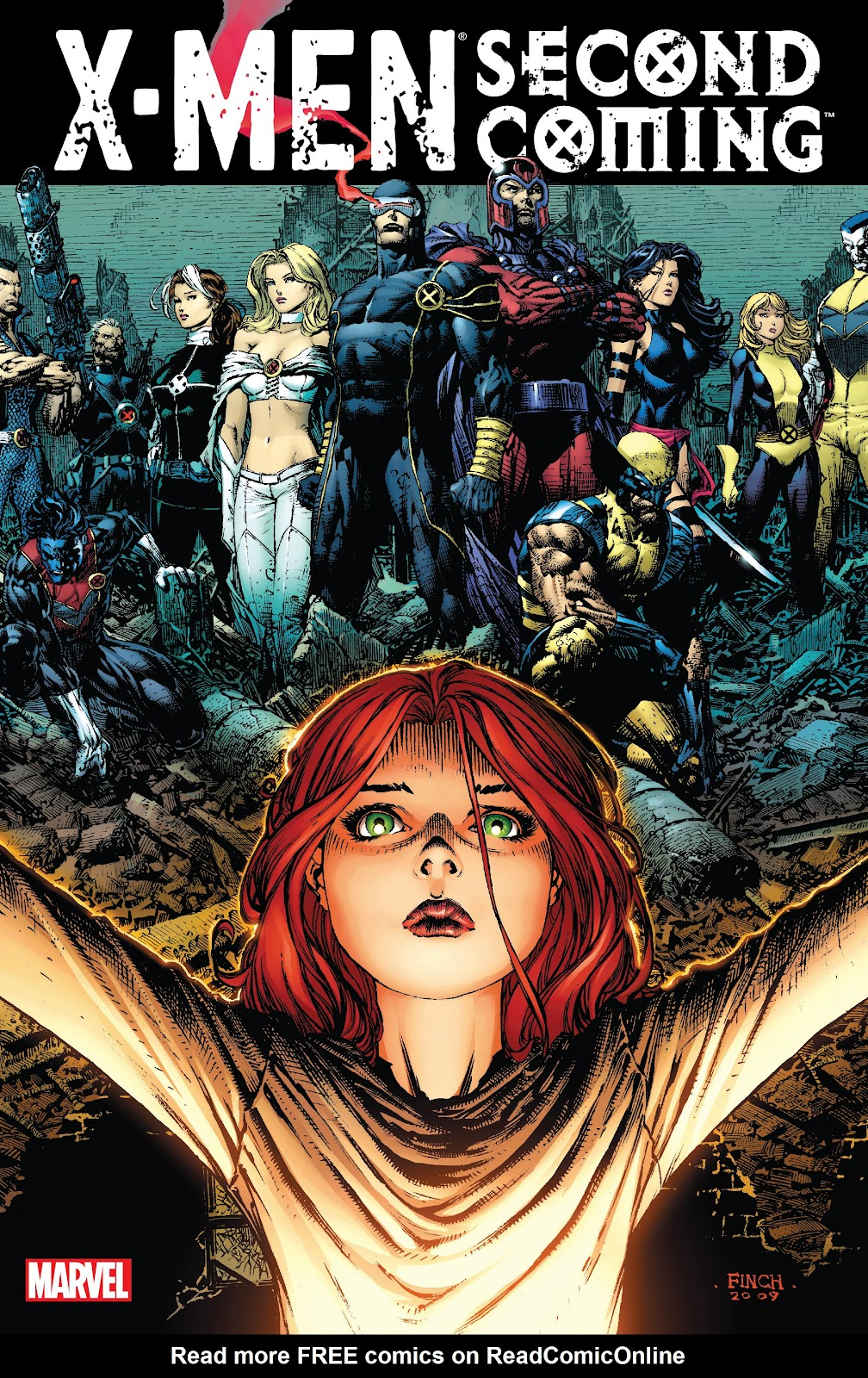Read online X-Men: Second Coming comic -  Issue # _TPB (Part 1) - 1